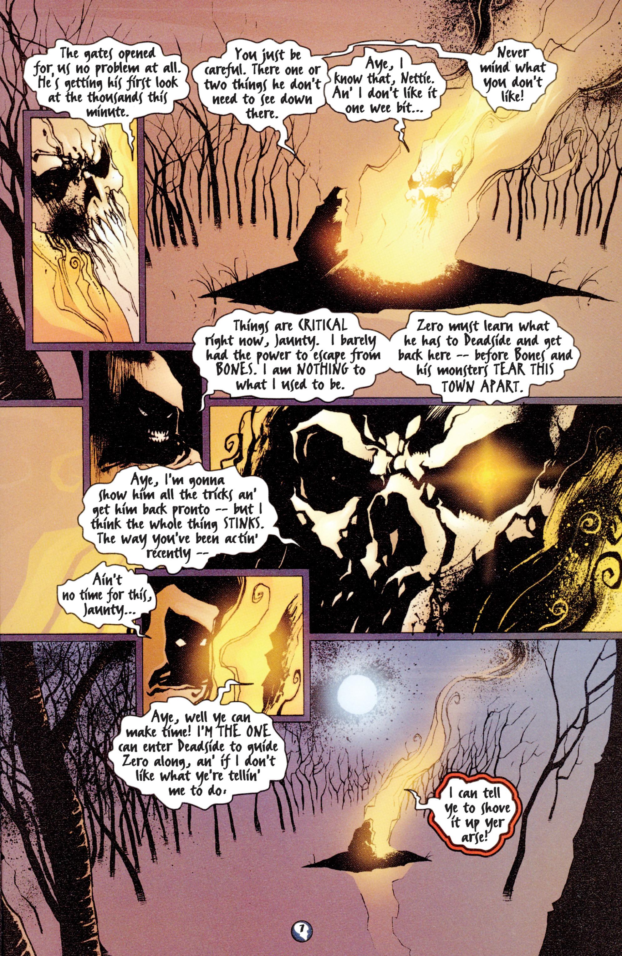 Read online Shadowman (1997) comic -  Issue #3 - 7