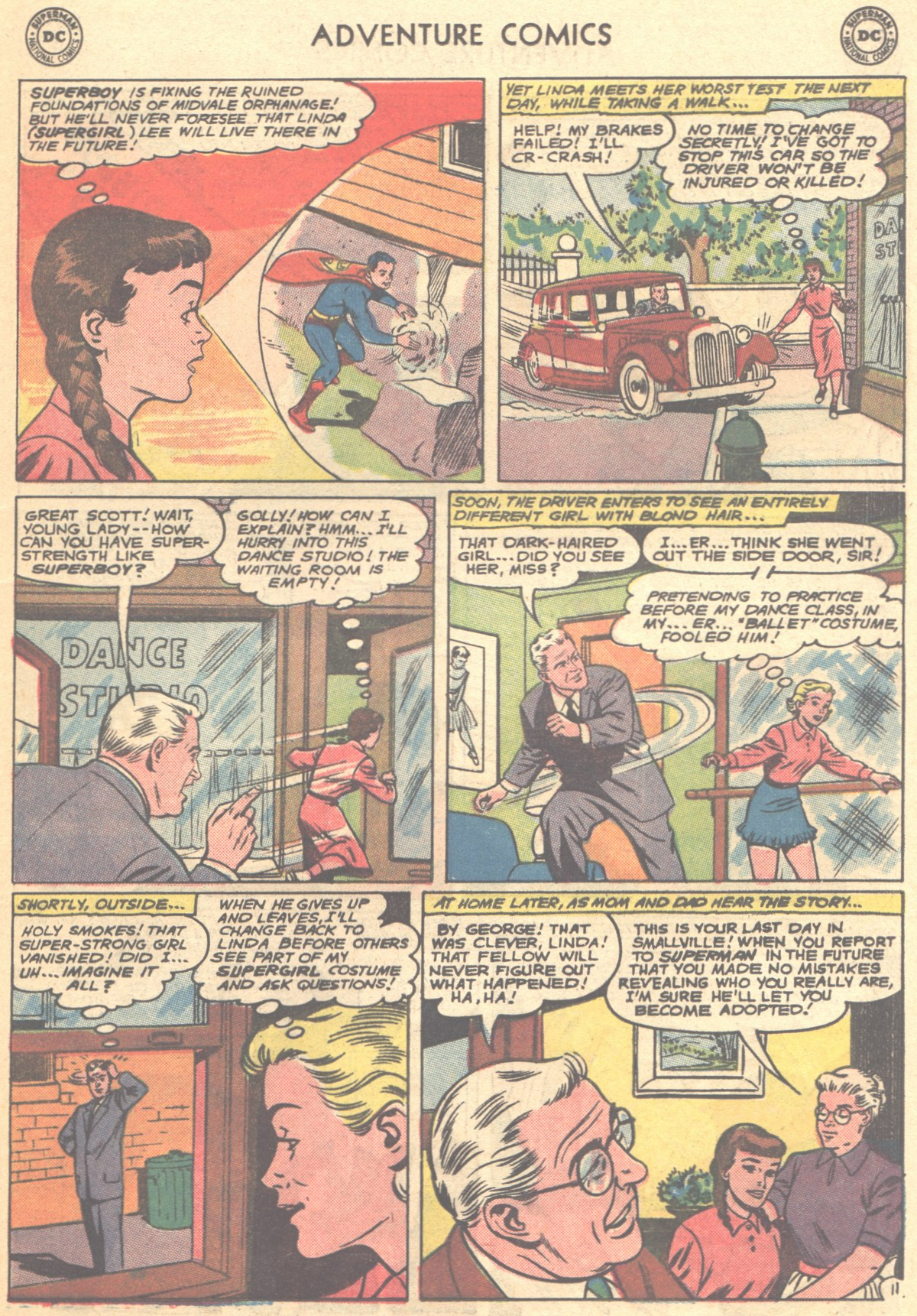 Read online Adventure Comics (1938) comic -  Issue #278 - 13