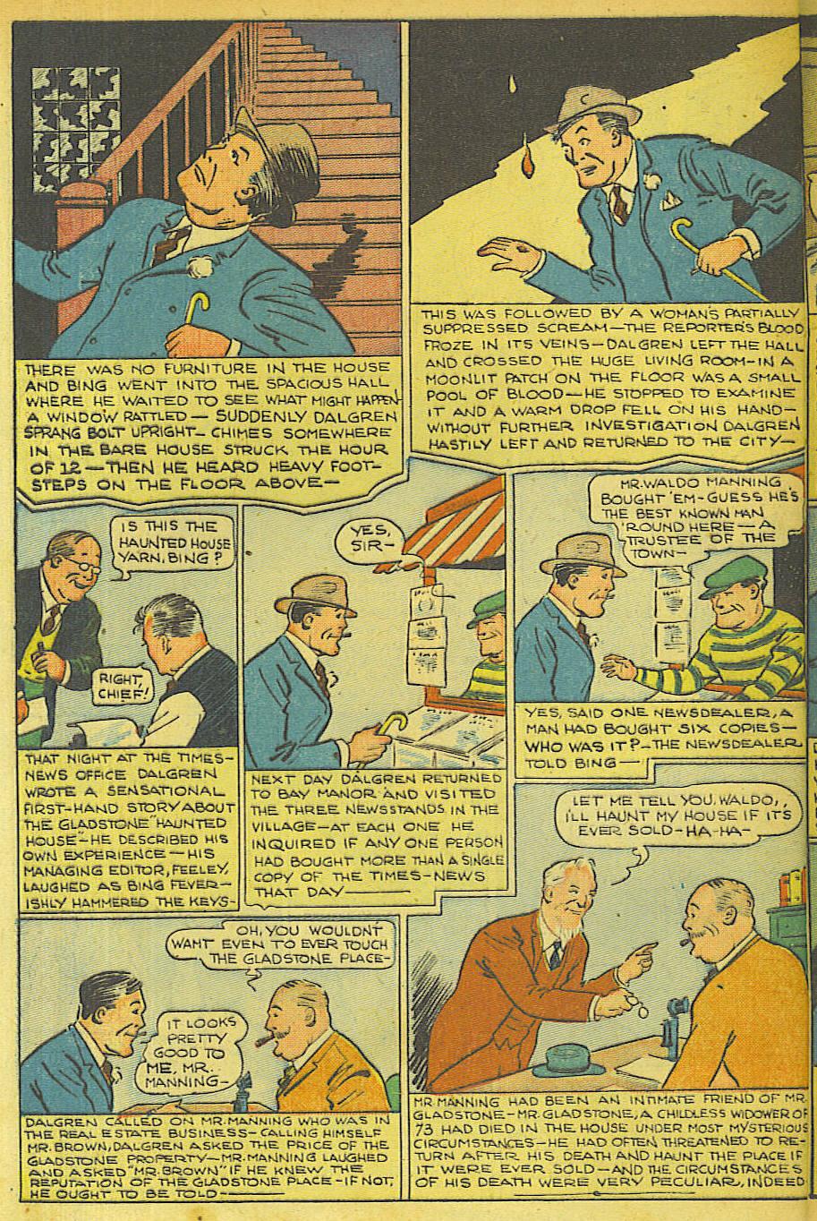 Read online Shadow Comics comic -  Issue #63 - 42