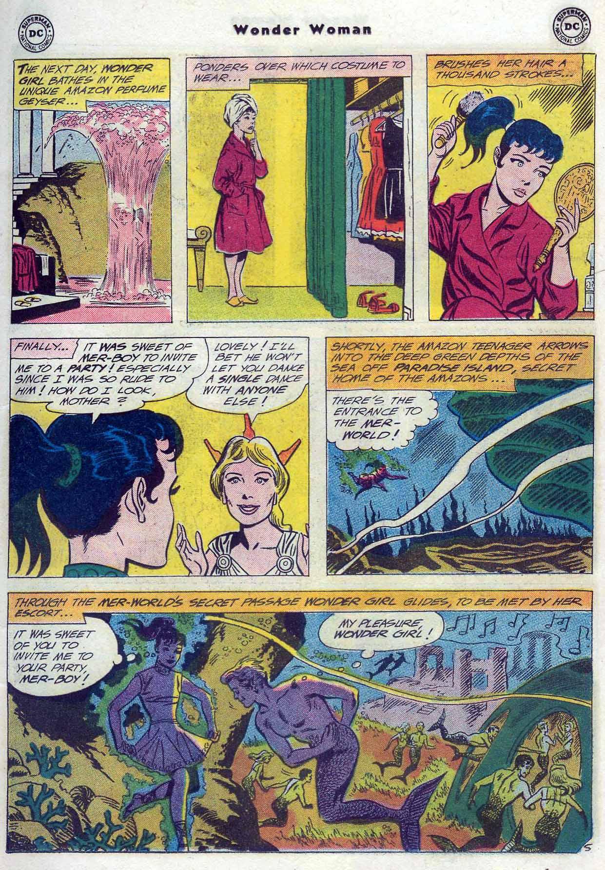 Read online Wonder Woman (1942) comic -  Issue #116 - 7