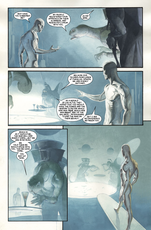 Read online Silver Surfer: Requiem comic -  Issue #3 - 19