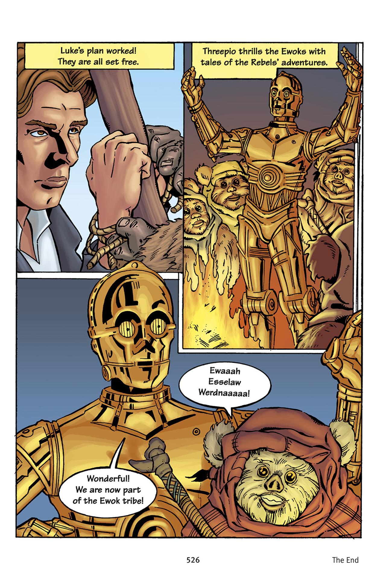 Read online Star Wars Omnibus comic -  Issue # Vol. 23.5 - 270