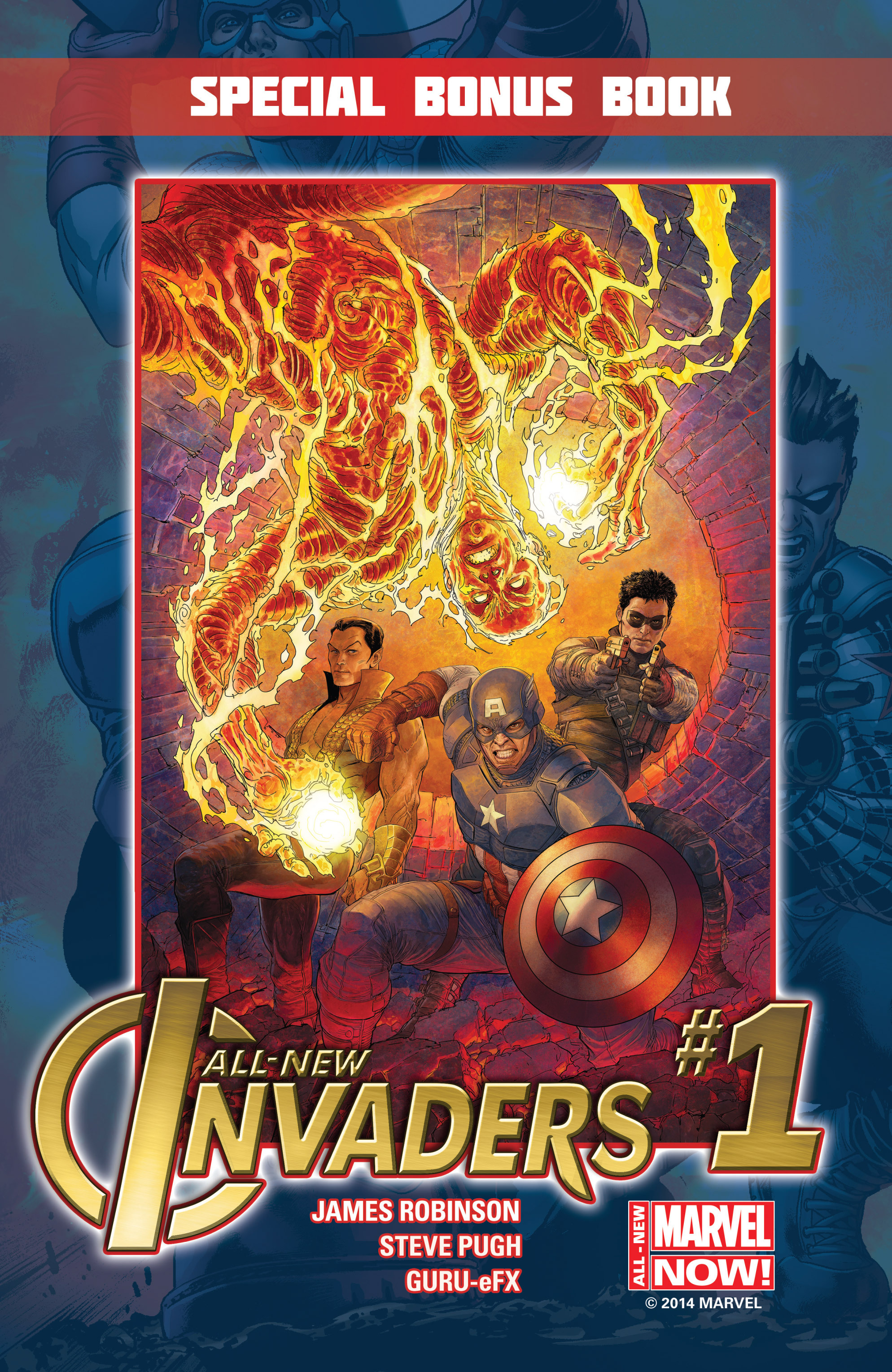 Read online Avengers (2013) comic -  Issue #27 - 26