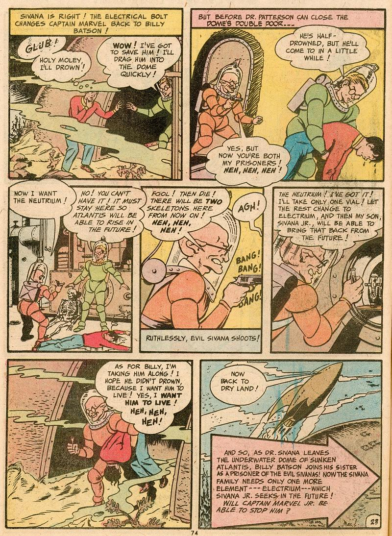 Read online Shazam! (1973) comic -  Issue #12 - 63