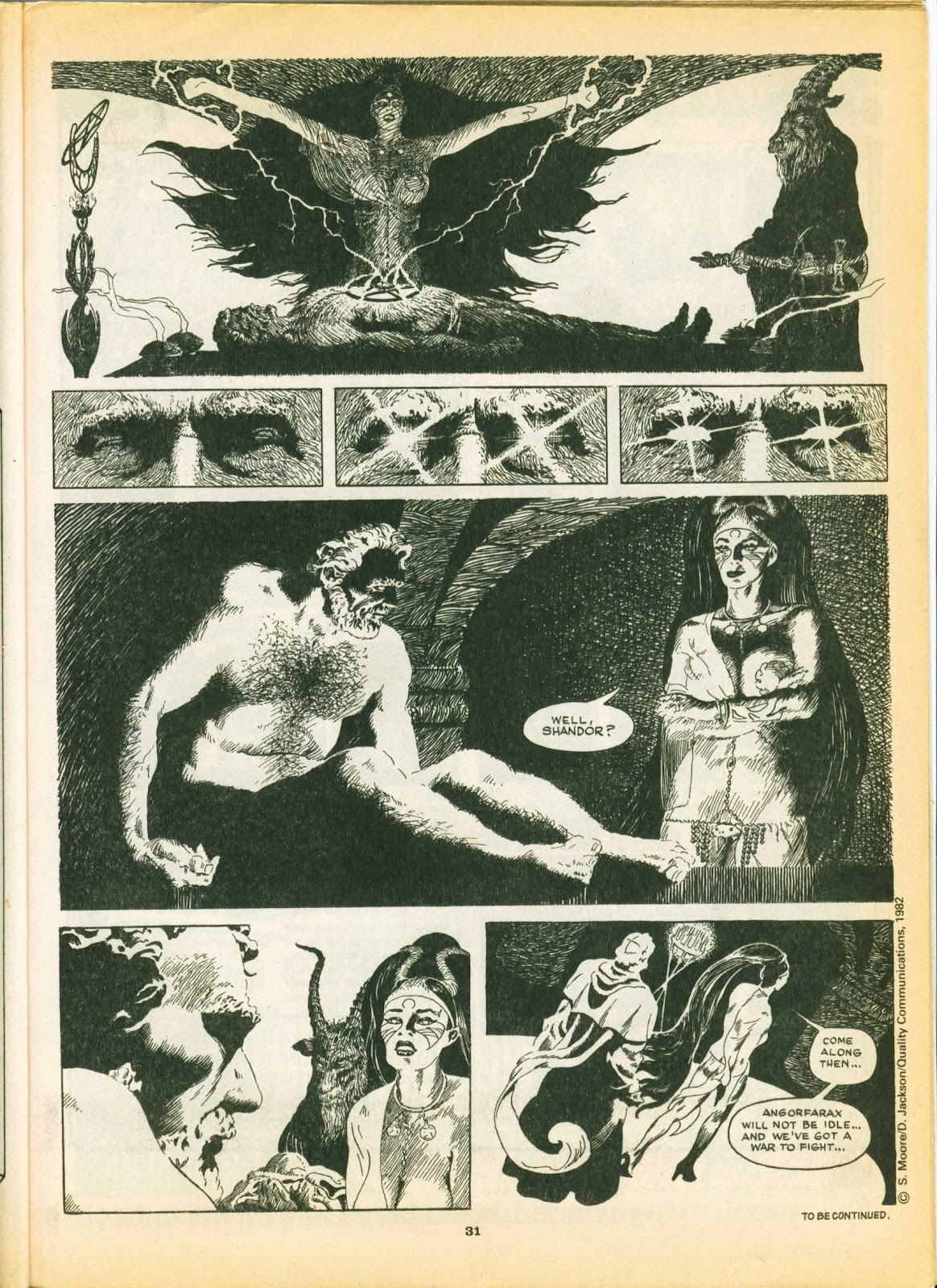 Warrior Issue #6 #7 - English 31