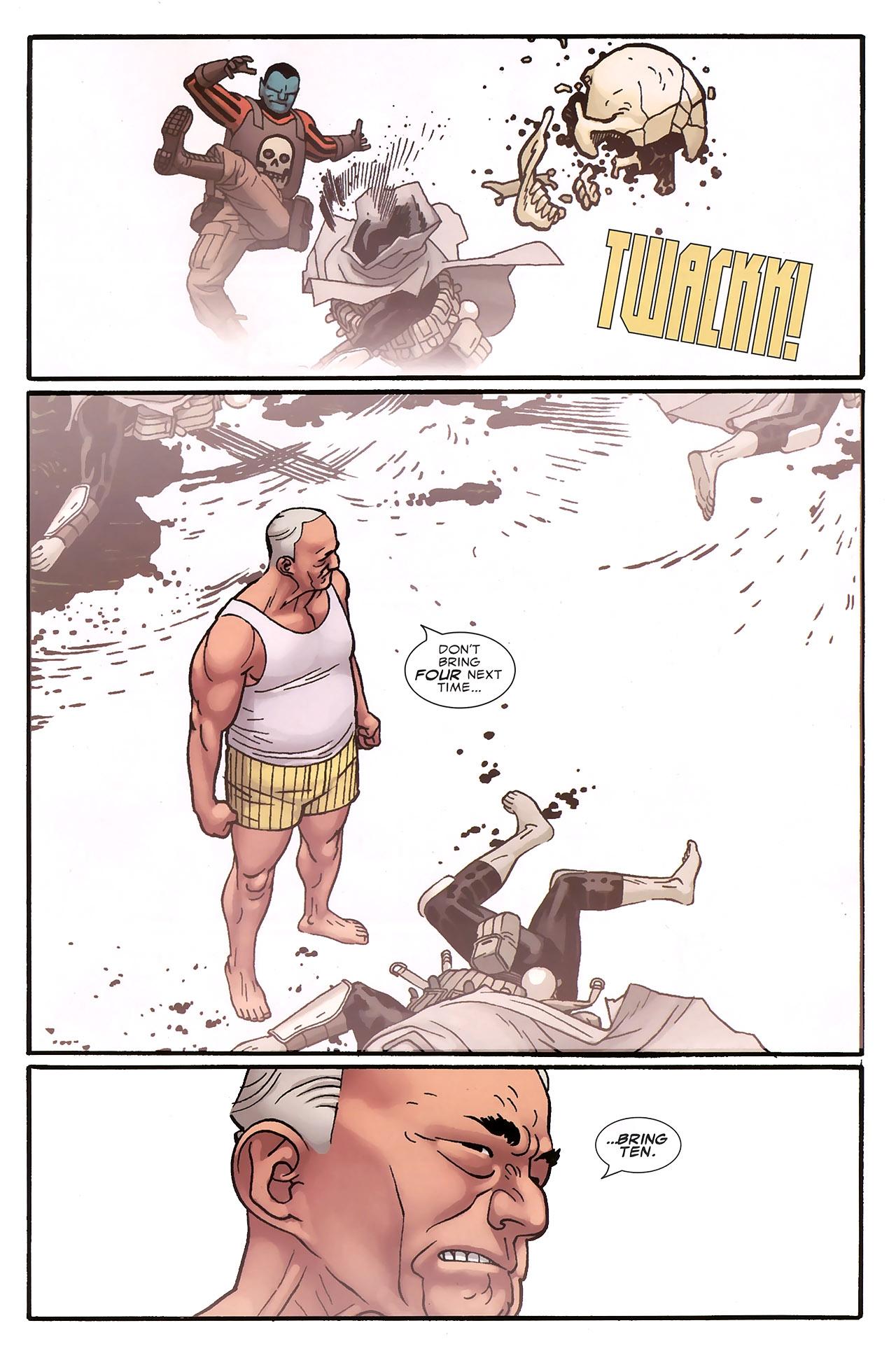 Read online Destroyer comic -  Issue #5 - 14