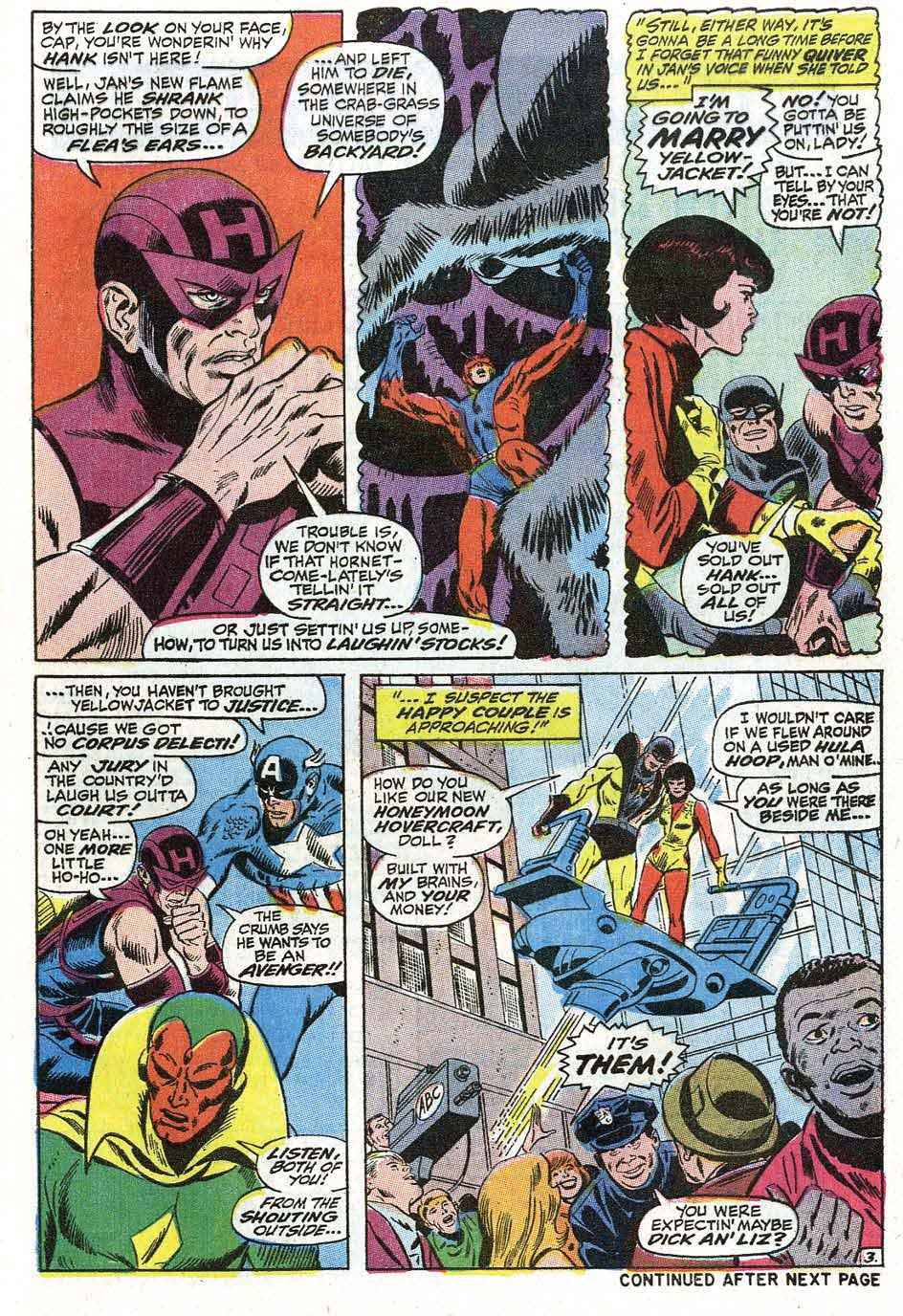 The Avengers (1963) 60 Page 4