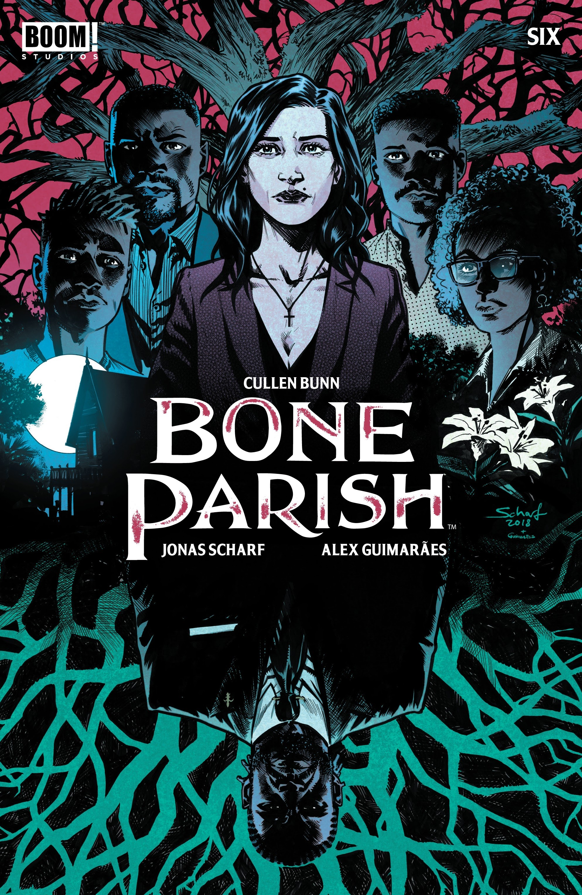 Bone Parish 6 Page 1