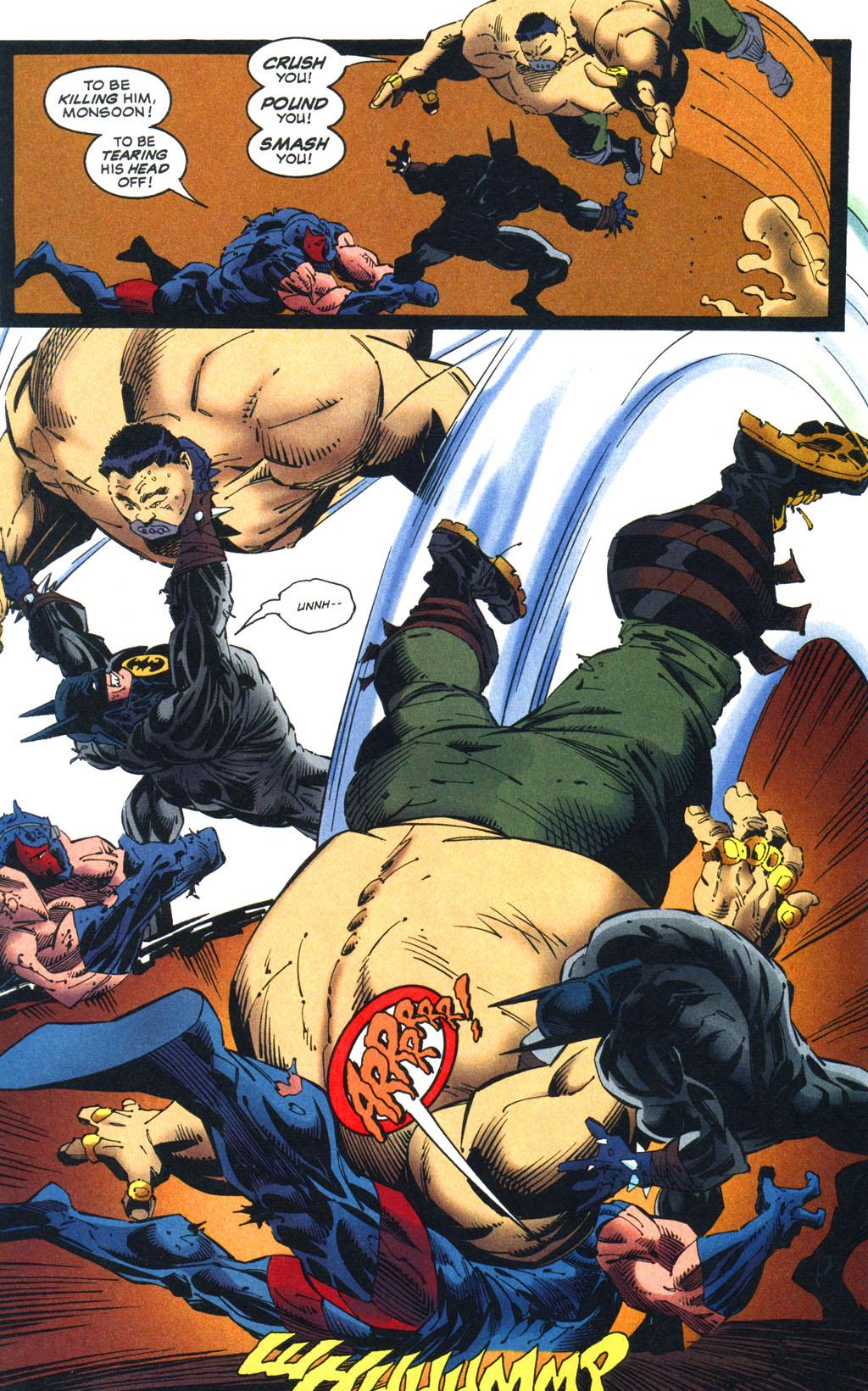 Read online Batman/Wildcat comic -  Issue #3 - 15