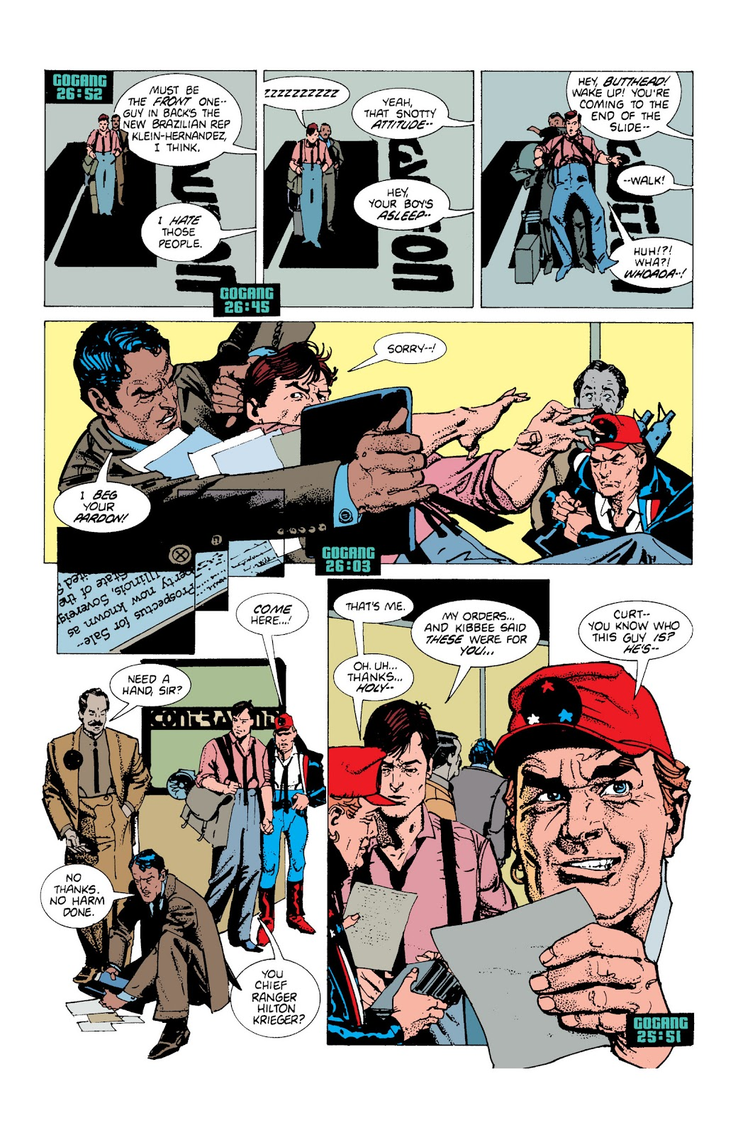 American Flagg! issue Definitive Collection (Part 1) - Page 26