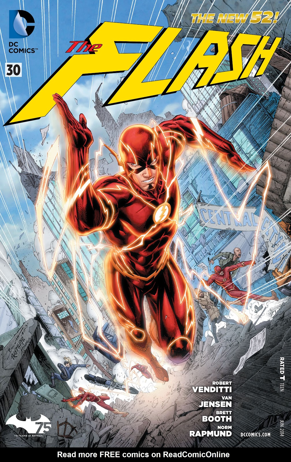 Read online The Flash (2011) comic -  Issue # _TPB 6 (Part 2) - 79