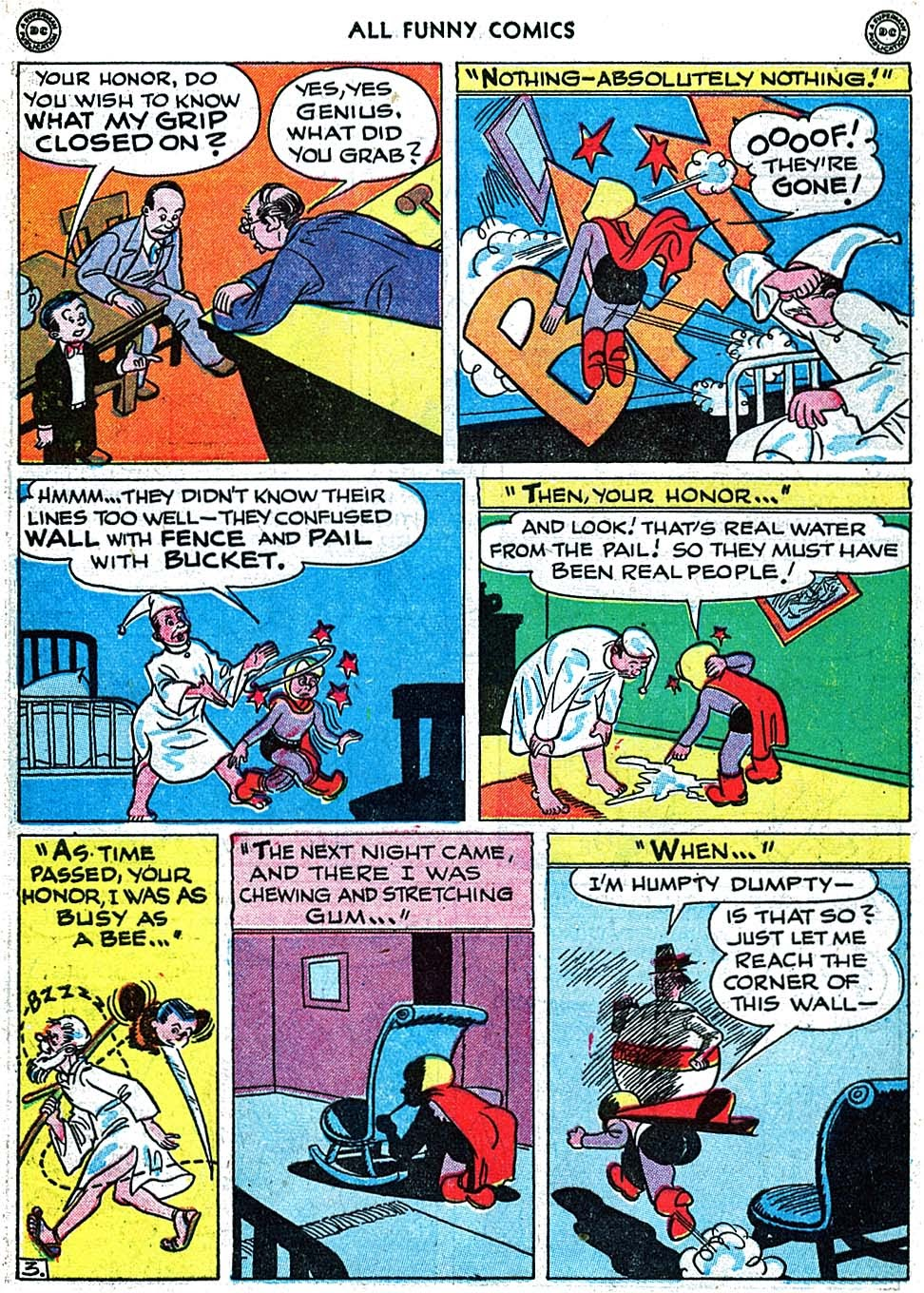 All Funny Comics issue 14 - Page 46