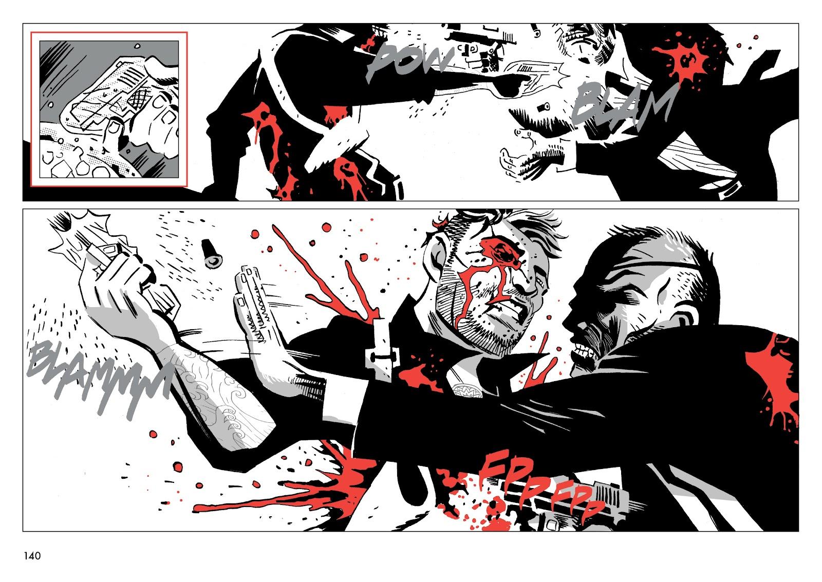 Read online Polar comic -  Issue # TPB The Kaiser Falls (Part 2) - 42