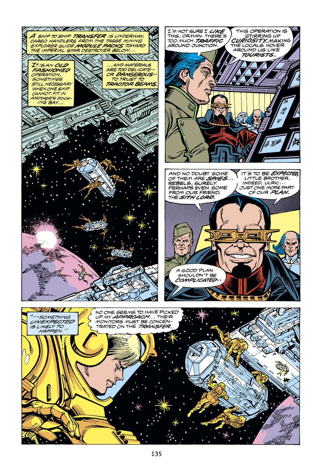 Read online Star Wars Omnibus comic -  Issue # Vol. 14 - 135