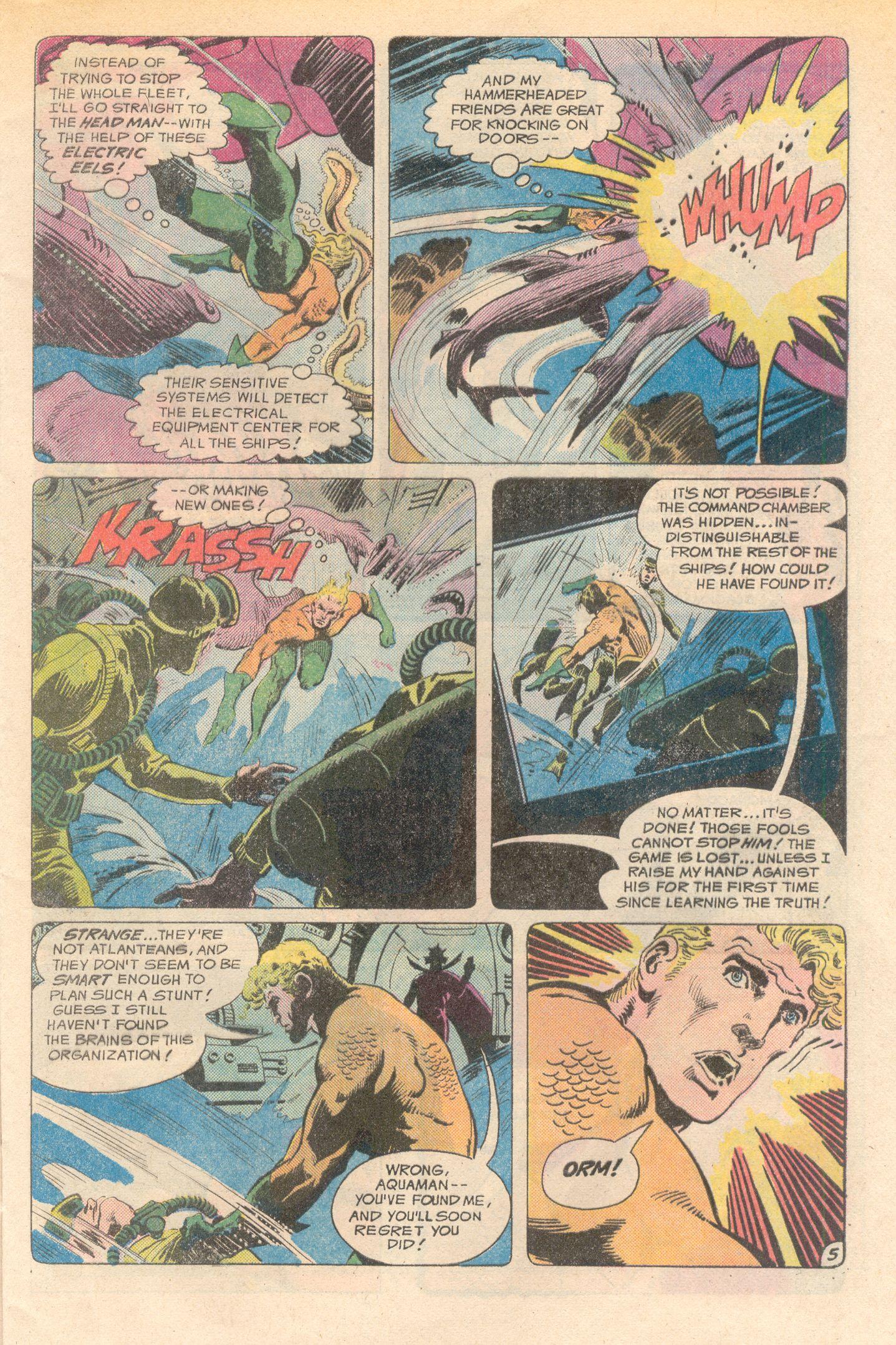 Read online Adventure Comics (1938) comic -  Issue #444 - 9
