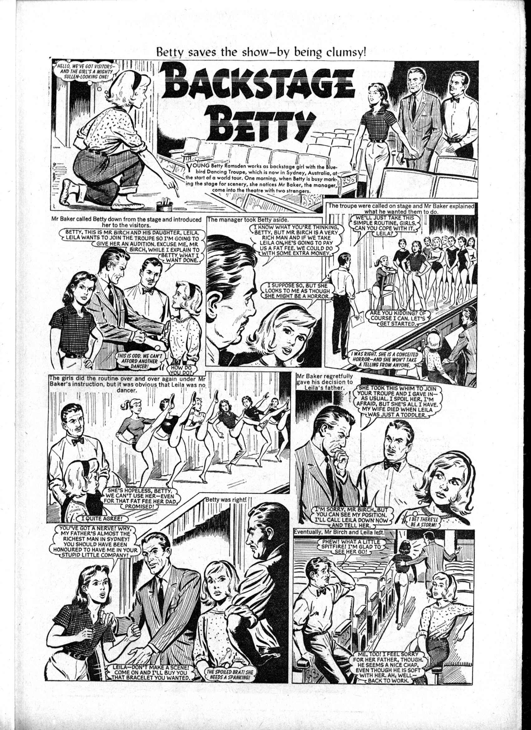 Read online Judy comic -  Issue #189 - 13