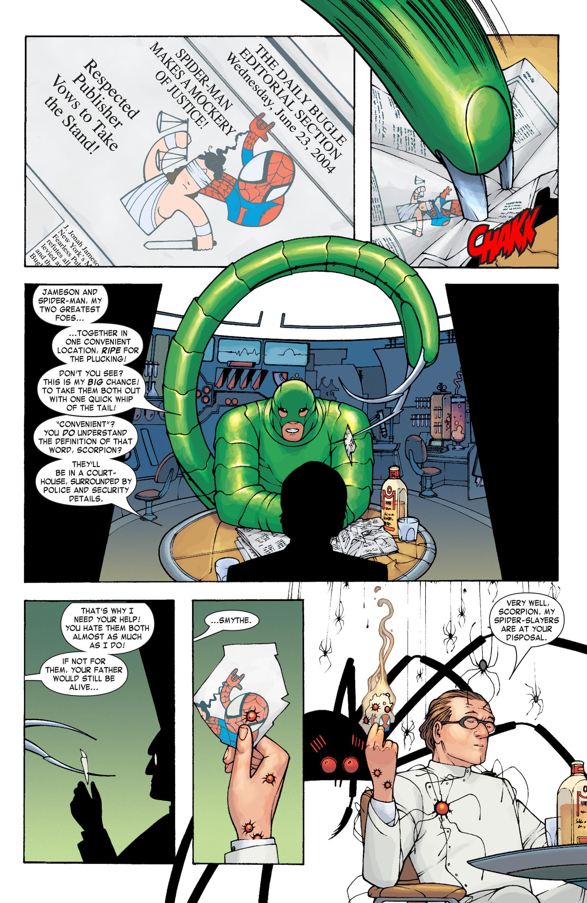 Read online She-Hulk (2004) comic -  Issue #4 - 7