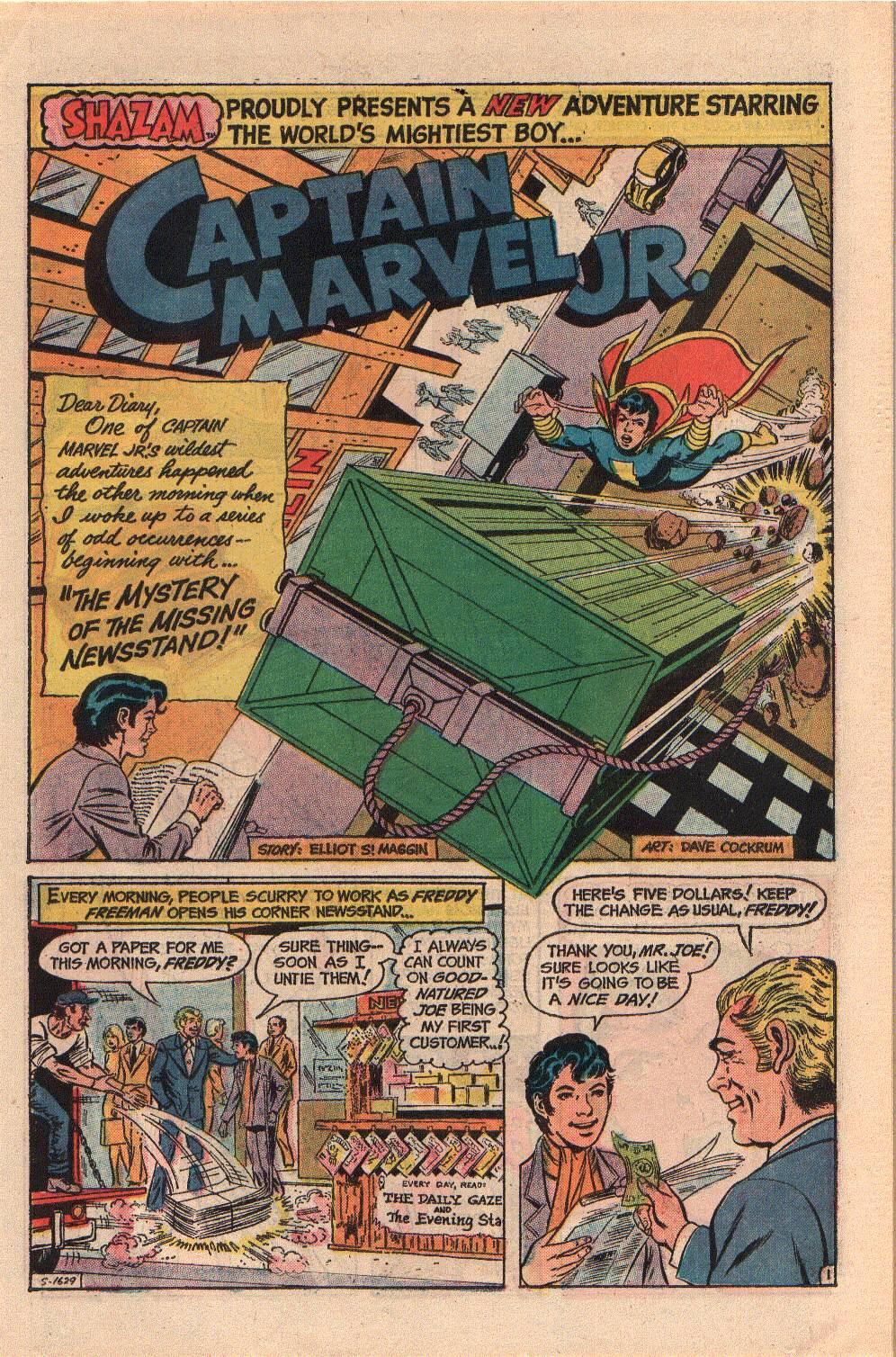 Read online Shazam! (1973) comic -  Issue #9 - 15
