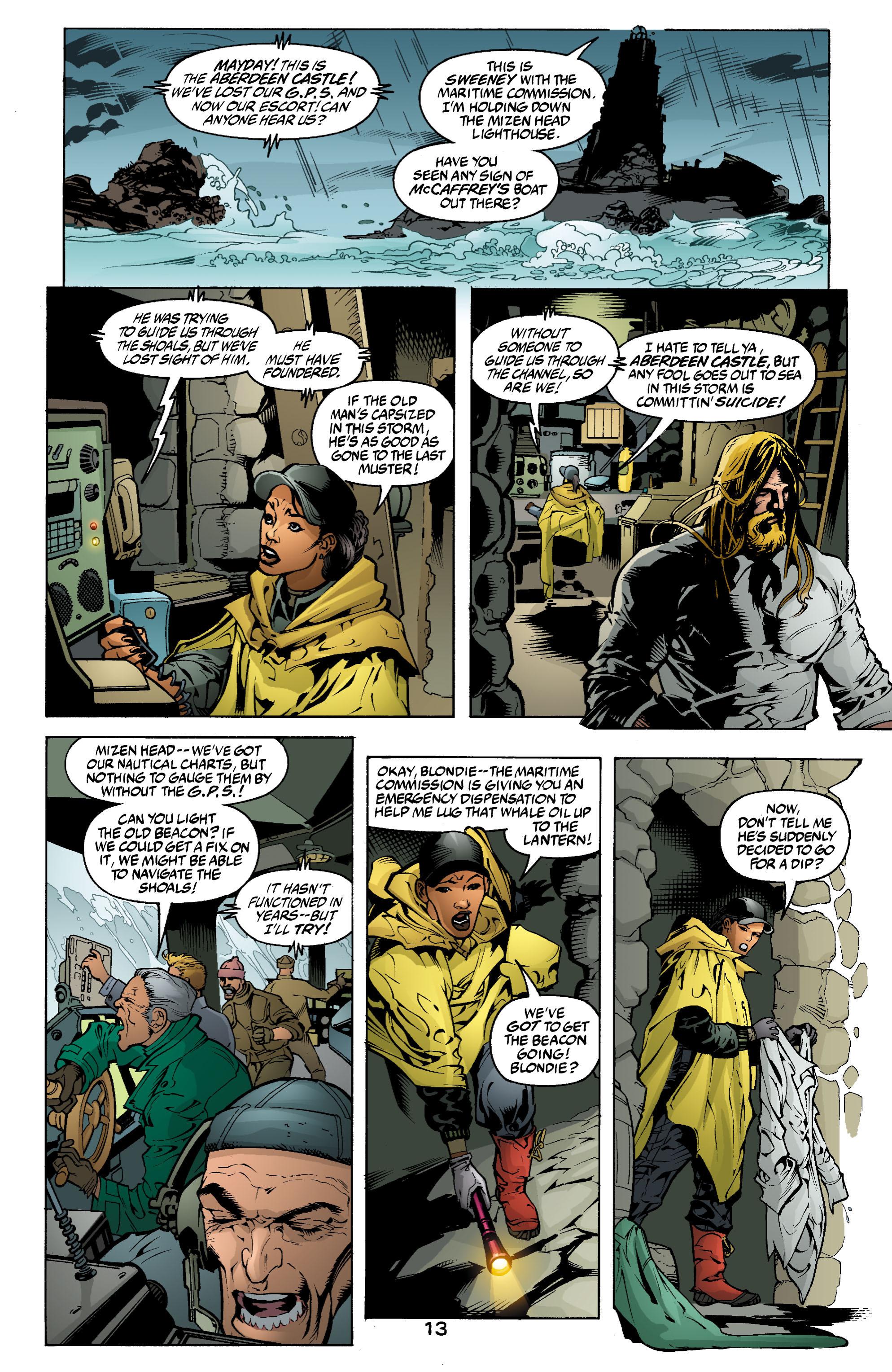 Read online Aquaman (2003) comic -  Issue #2 - 14