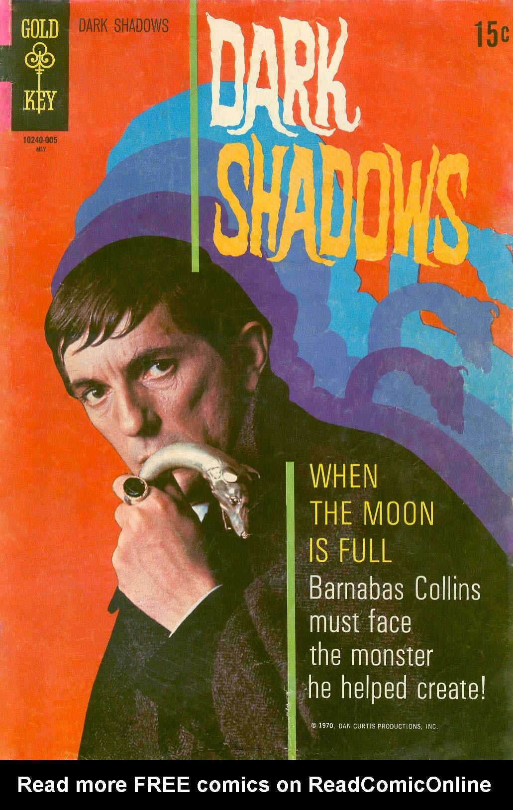 Dark Shadows (1969) 5 Page 1