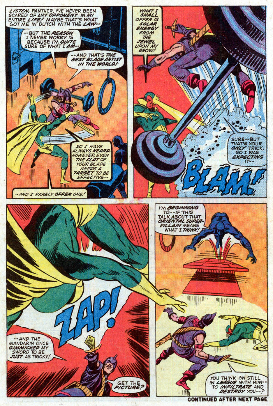 The Avengers (1963) 114 Page 11