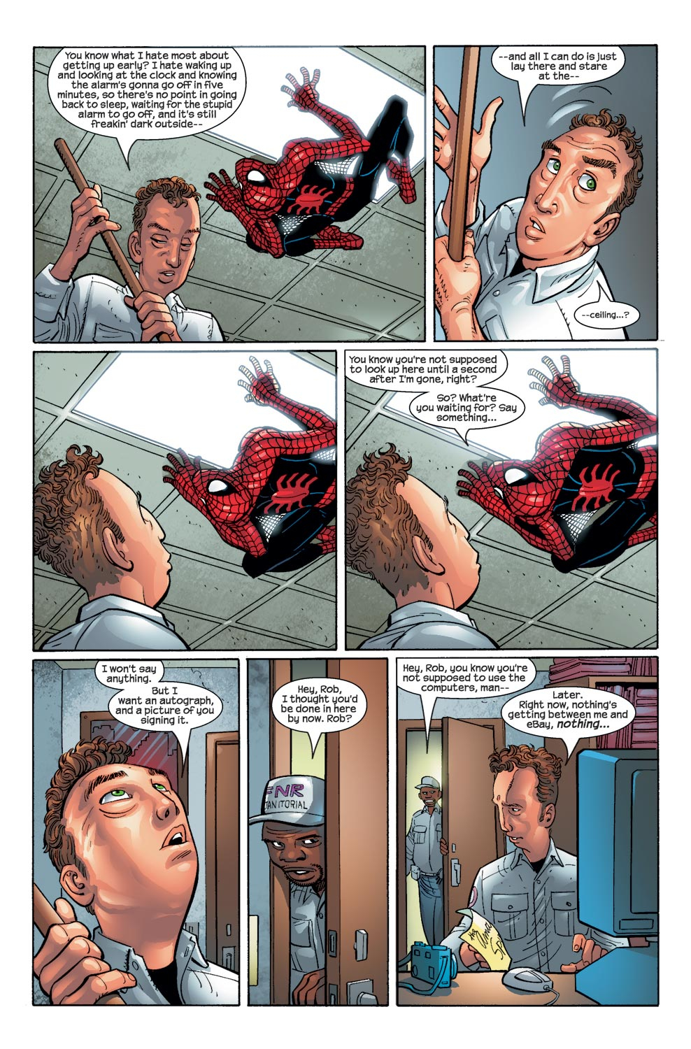 The Amazing Spider-Man (1999) 54 Page 3