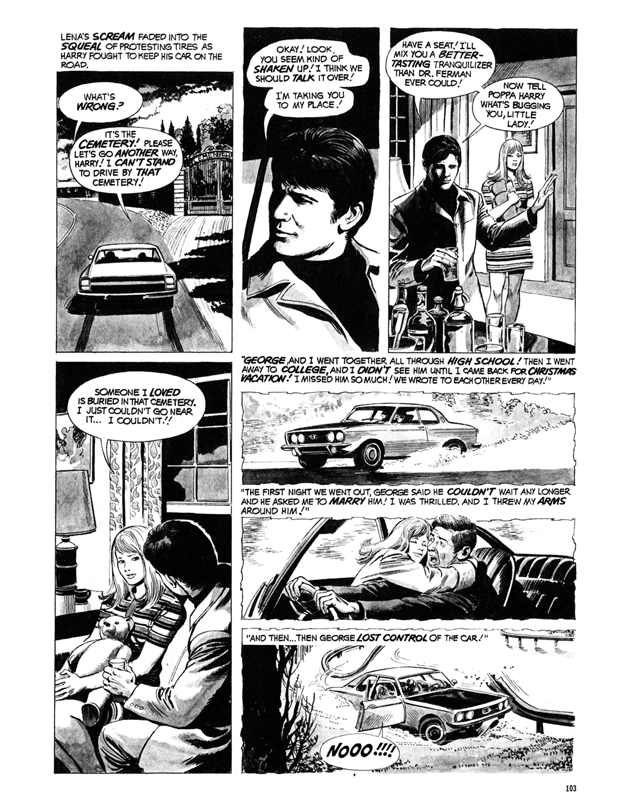 Read online Eerie Archives comic -  Issue # TPB 10 - 104