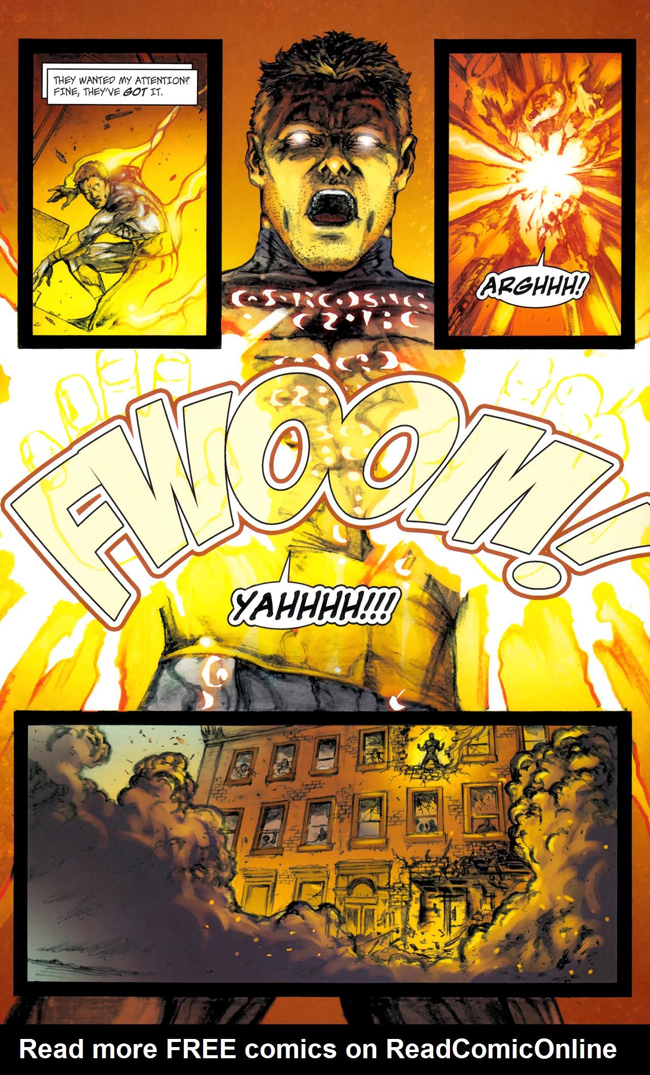 Read online Phoenix comic -  Issue #2 - 7