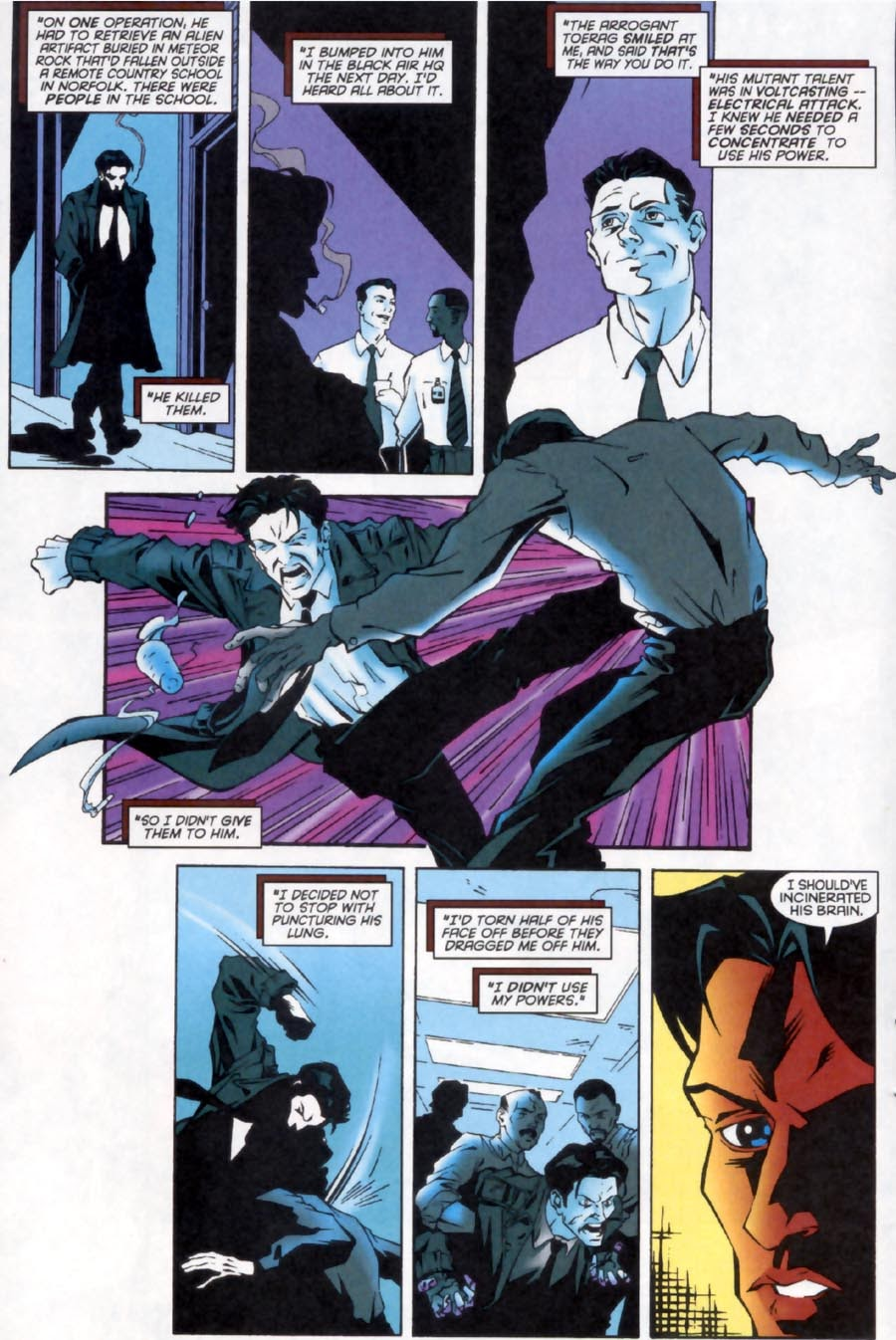 Excalibur (1988) issue 99 - Page 3