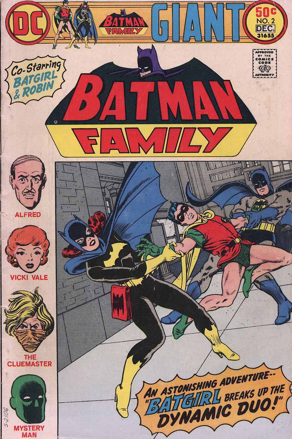 The Batman Family issue 2 - Page 1