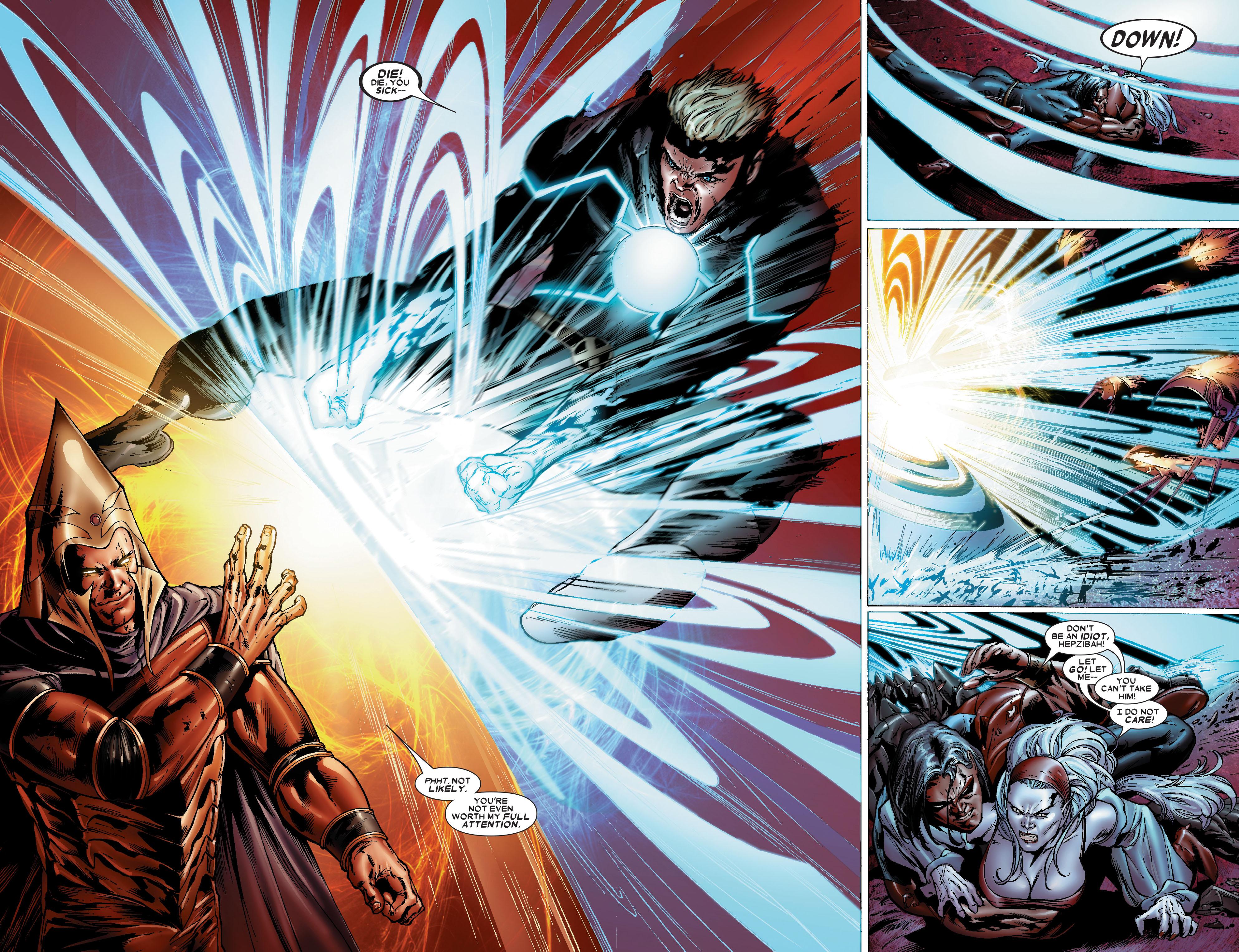 Read online Uncanny X-Men (1963) comic -  Issue #486 - 8