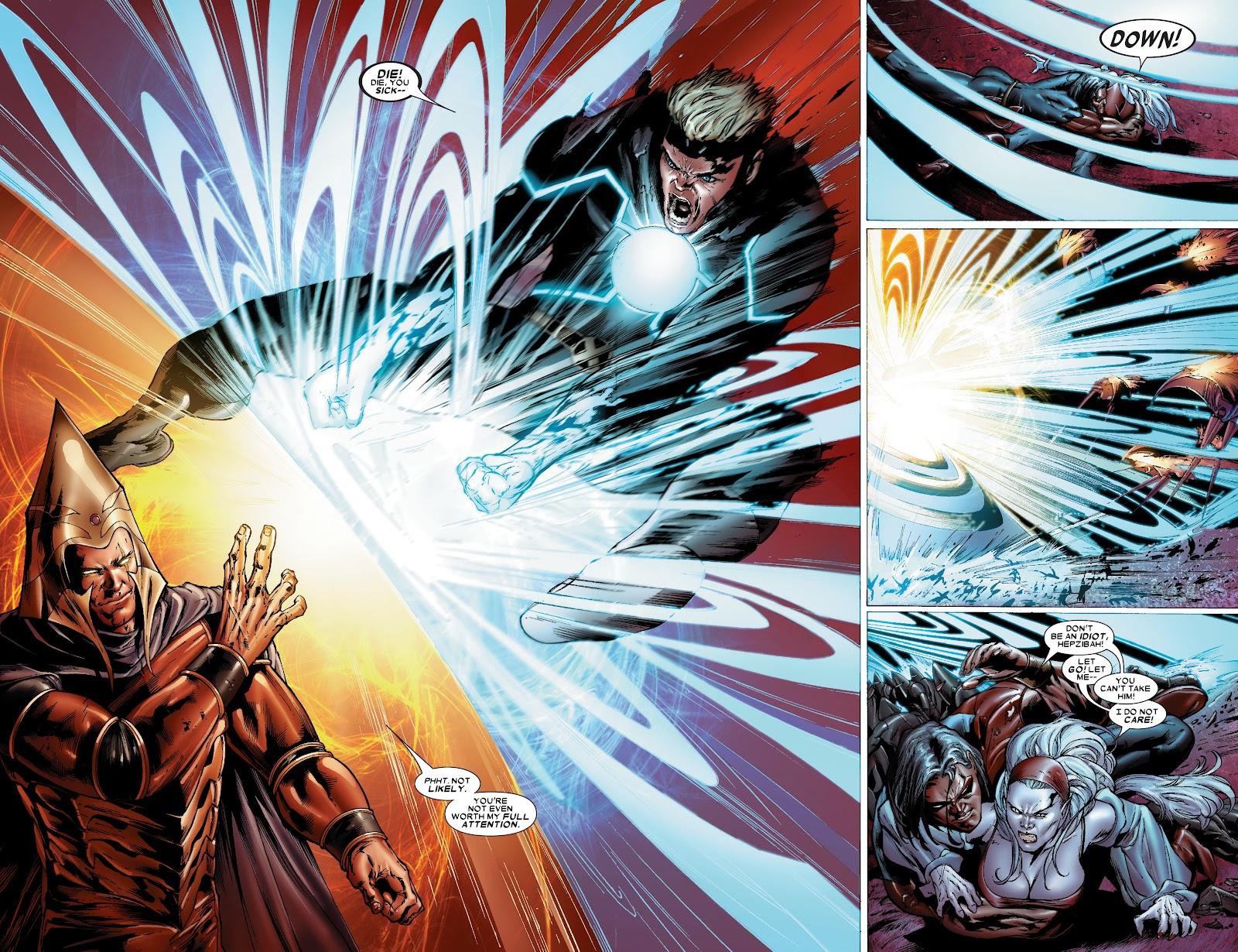 Uncanny X-Men (1963) issue 486 - Page 8