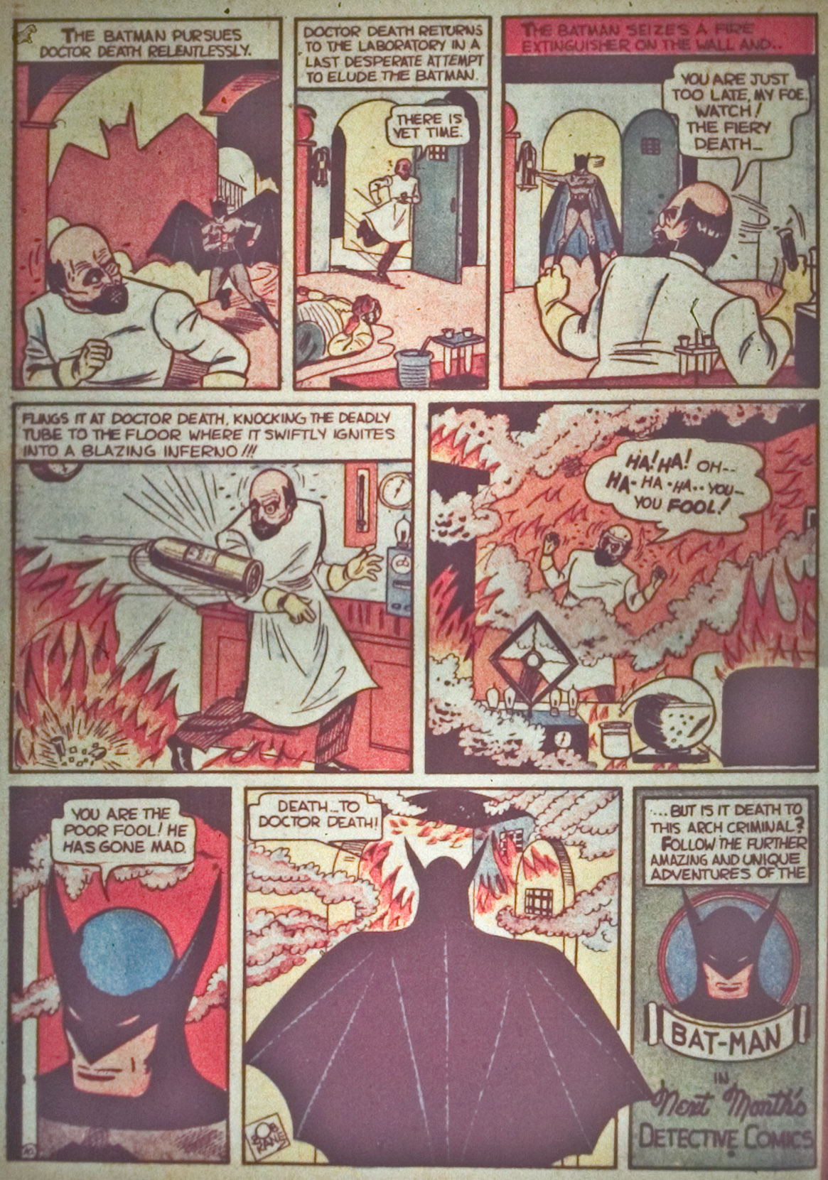 Detective Comics (1937) 29 Page 11