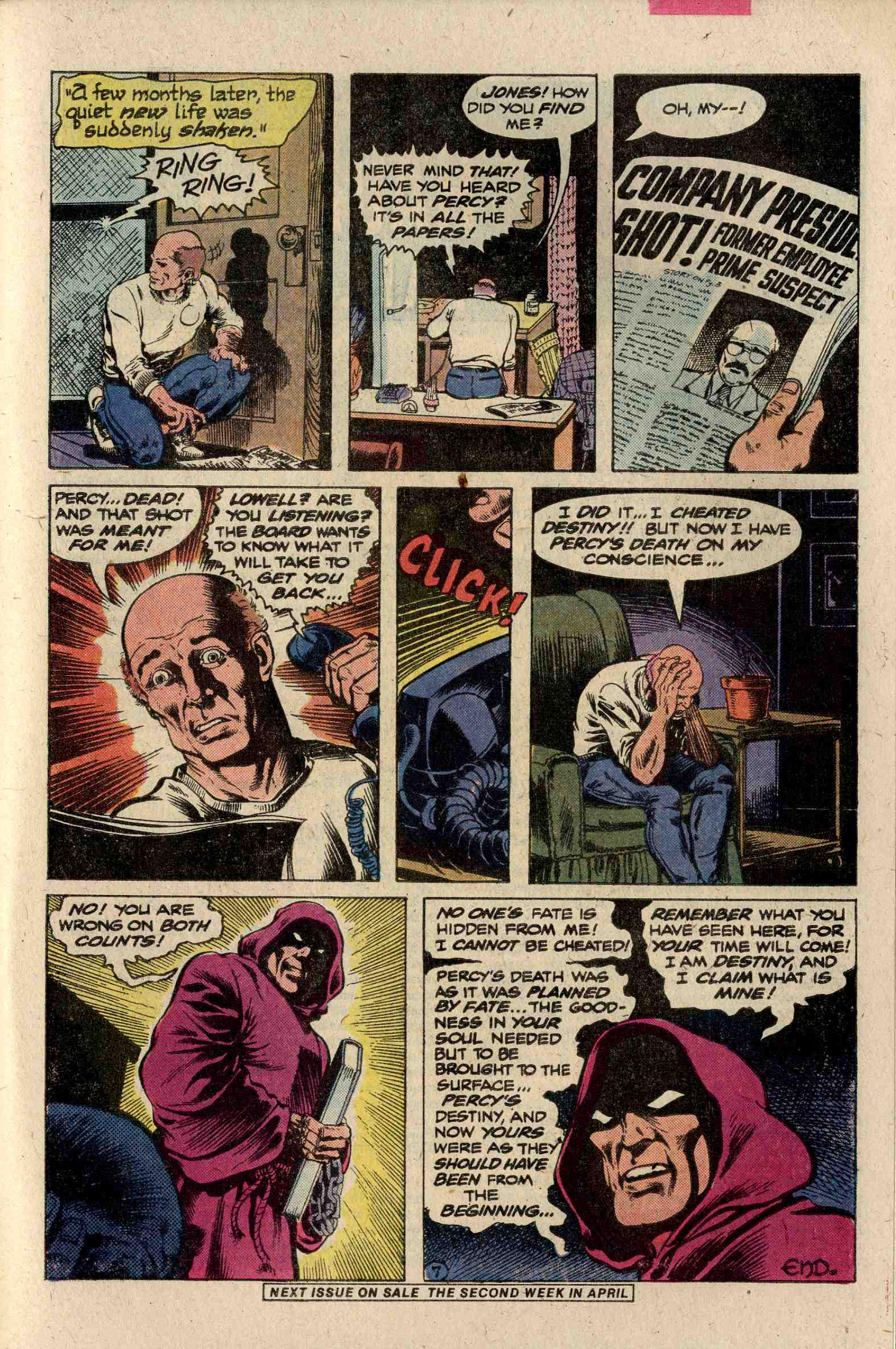 Read online Secrets of Haunted House comic -  Issue #25 - 31