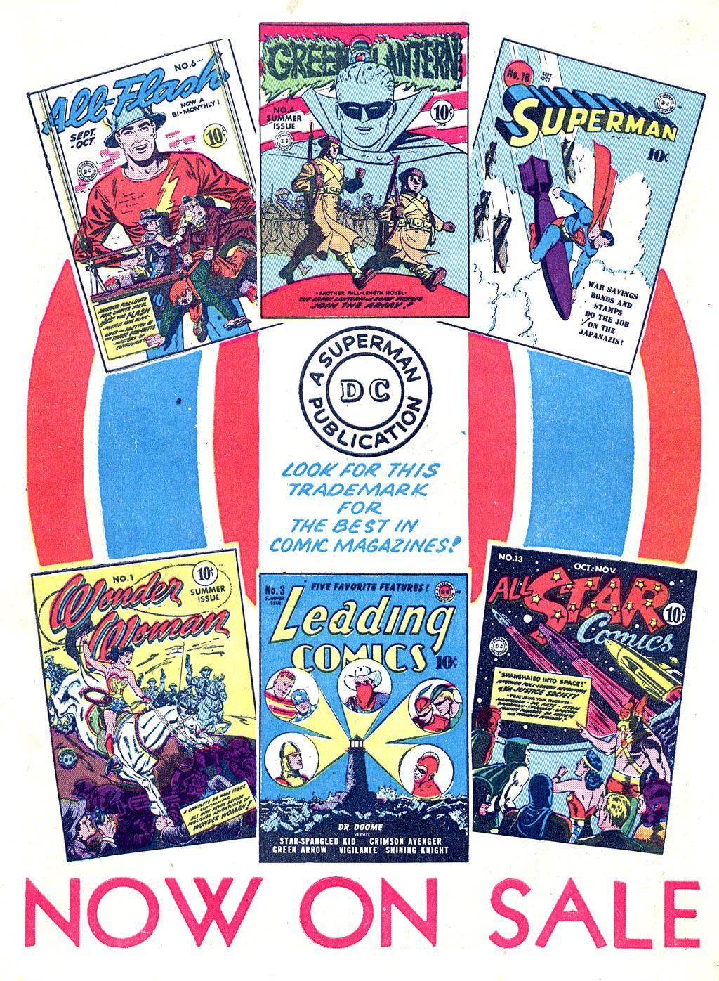 Read online Detective Comics (1937) comic -  Issue #68 - 66