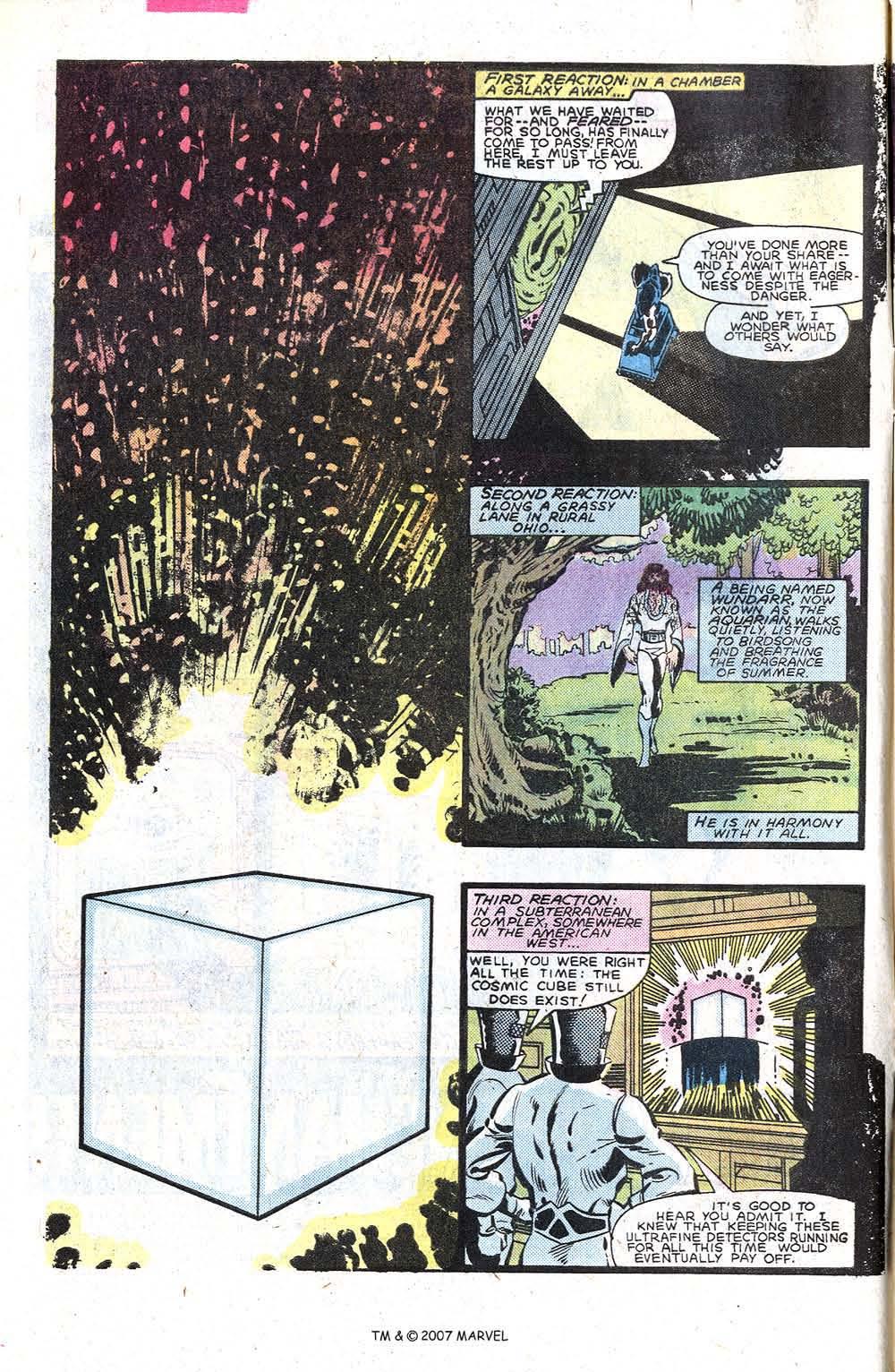 Read online Captain America (1968) comic -  Issue # _Annual 7 - 4