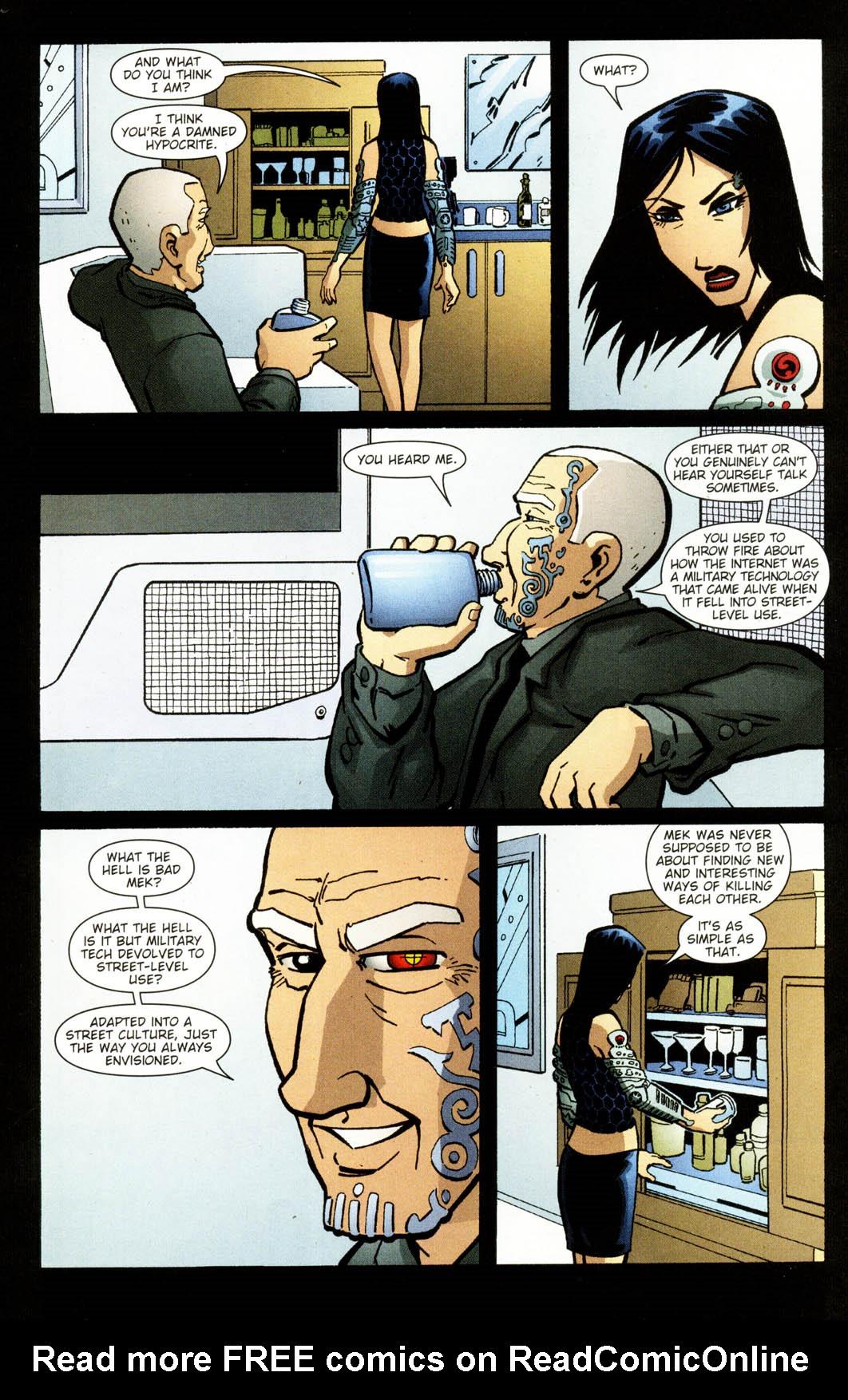 Read online Mek comic -  Issue #2 - 17