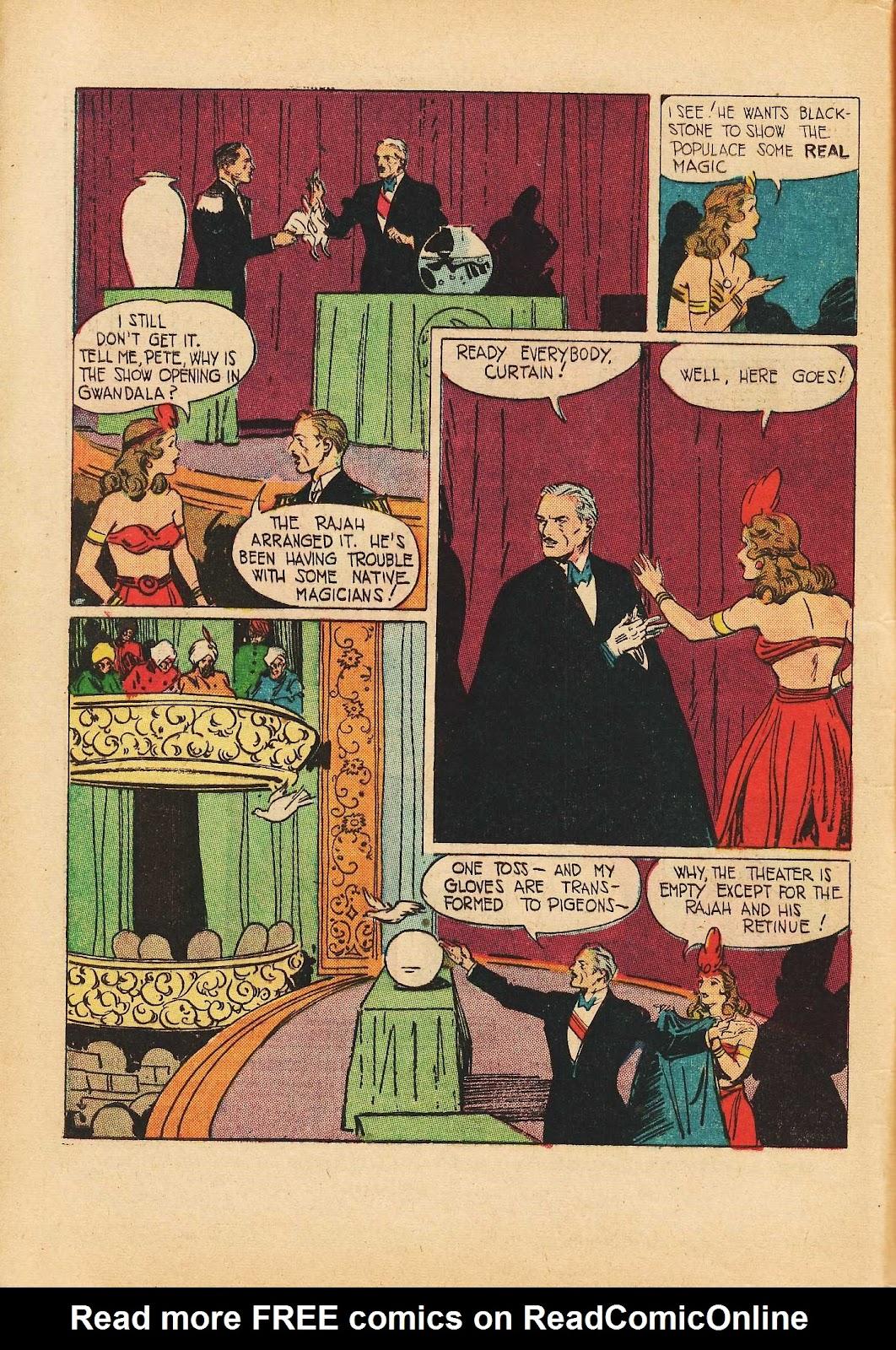Super-Magician Comics issue 22 - Page 4
