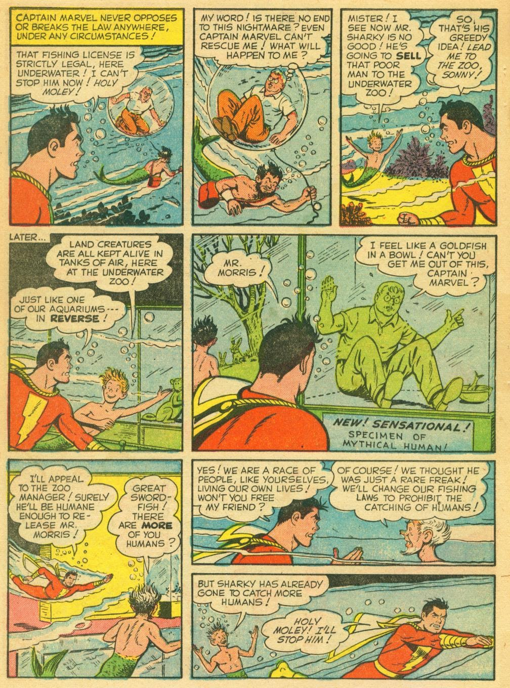 Captain Marvel Adventures issue 131 - Page 22