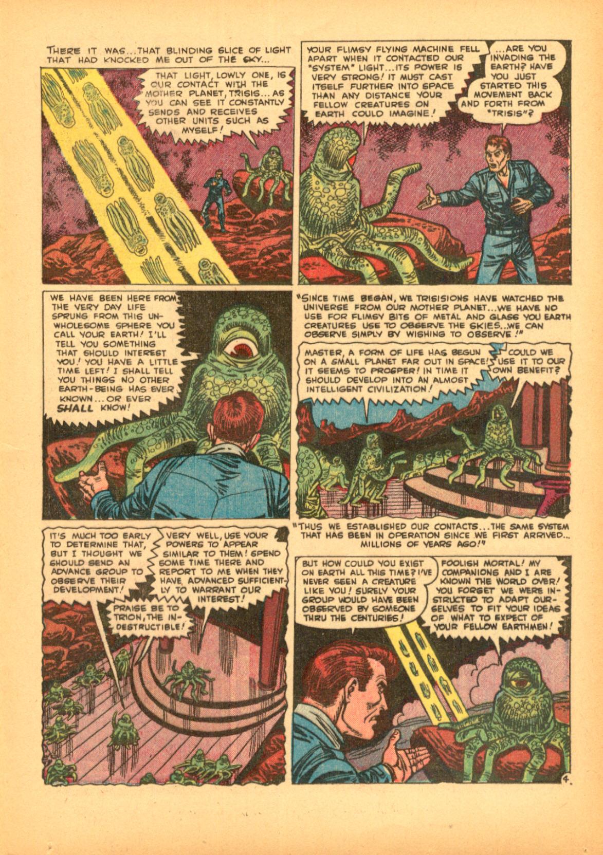 Read online Adventures into Weird Worlds comic -  Issue #3 - 13