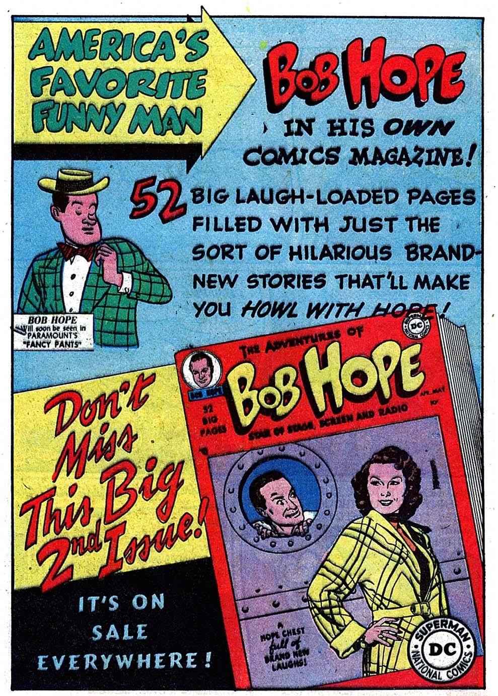Comic Cavalcade issue 38 - Page 52