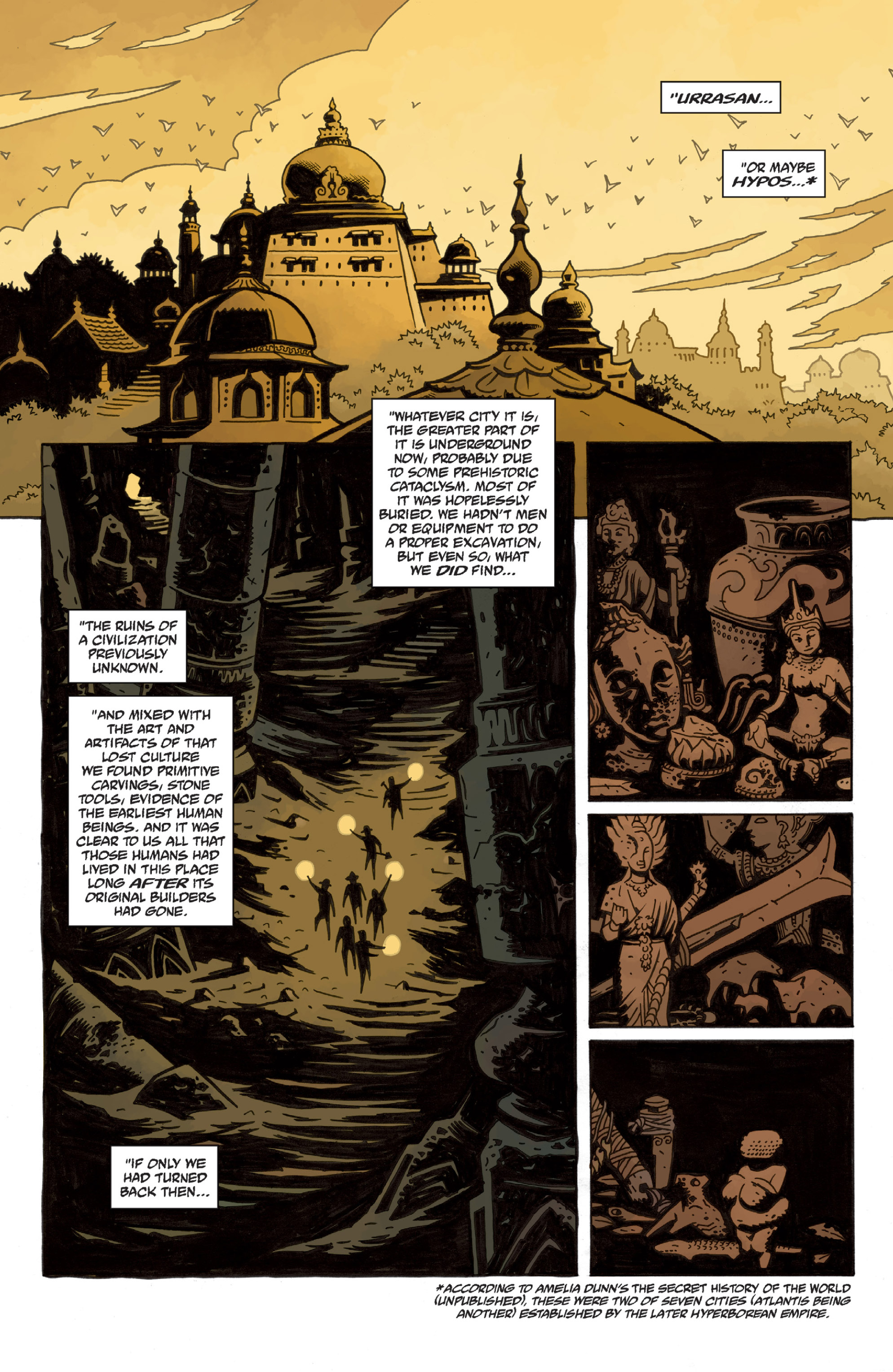 Read online Sir Edward Grey, Witchfinder: In the Service of Angels comic -  Issue # TPB - 13