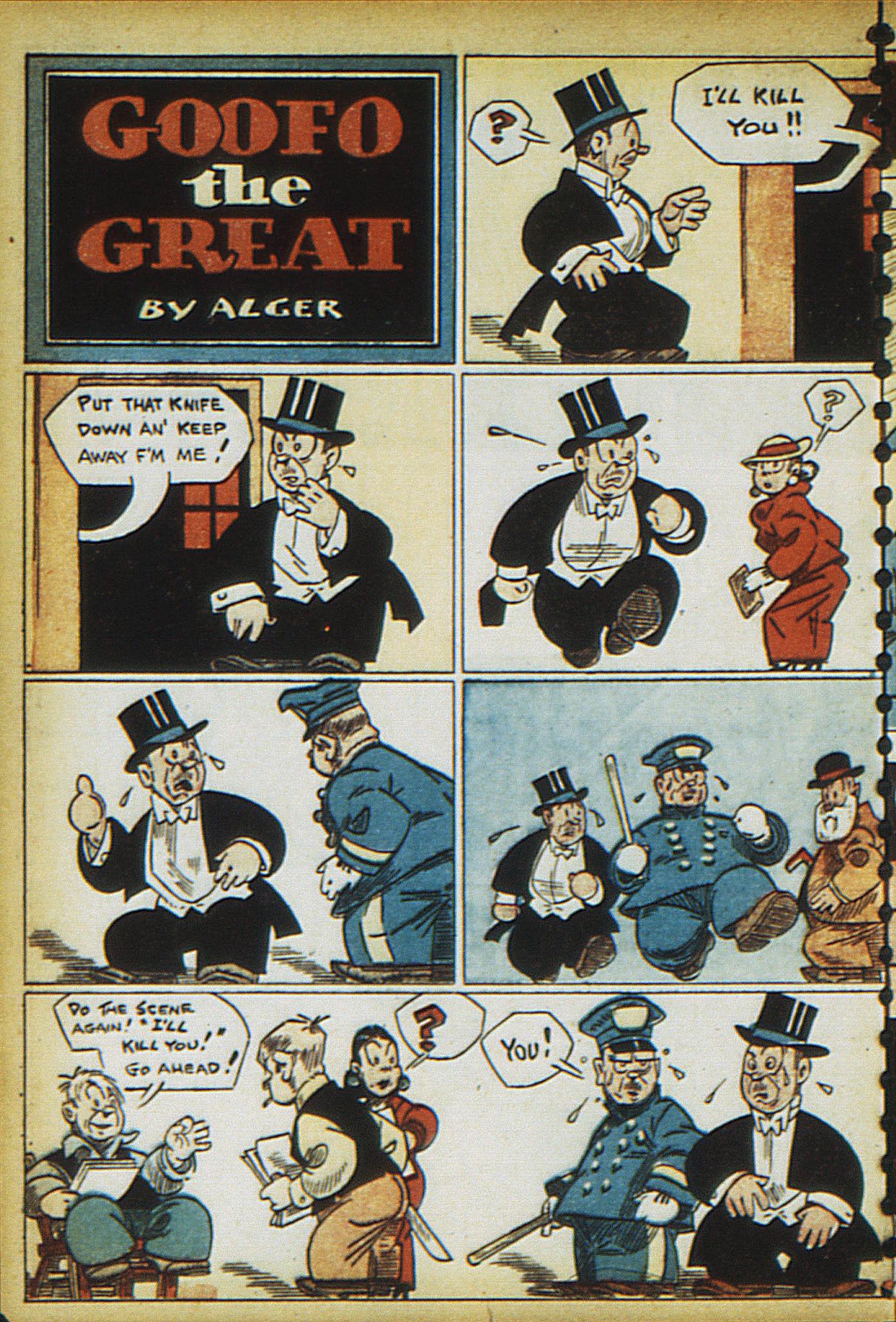 Read online Adventure Comics (1938) comic -  Issue #15 - 58