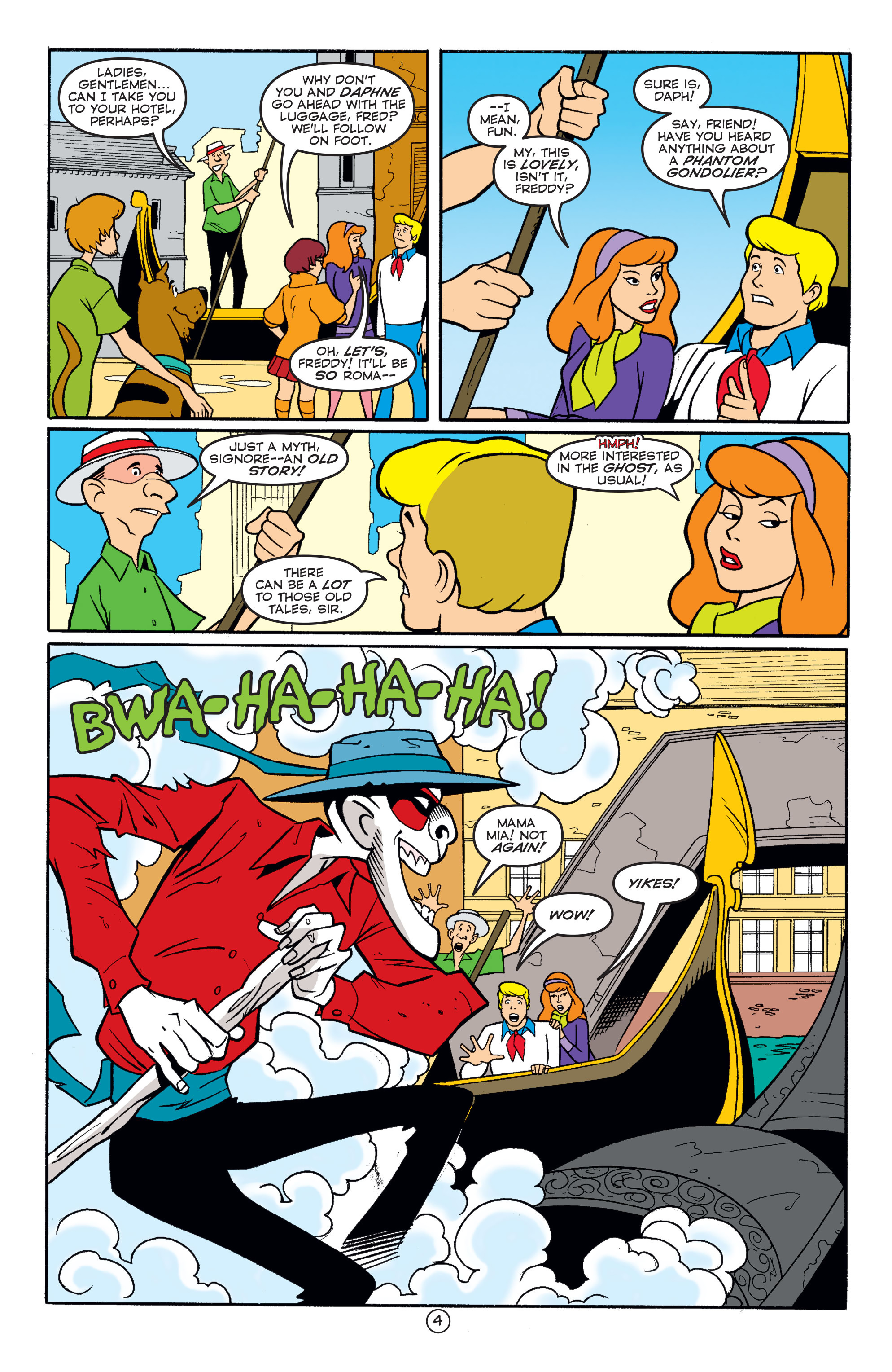 Read online Scooby-Doo (1997) comic -  Issue #56 - 17