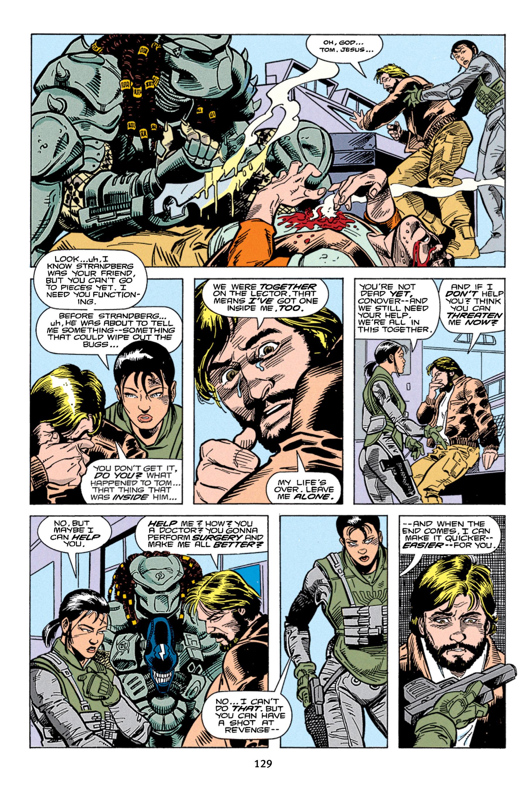 Read online Aliens vs. Predator Omnibus comic -  Issue # _TPB 1 Part 2 - 28