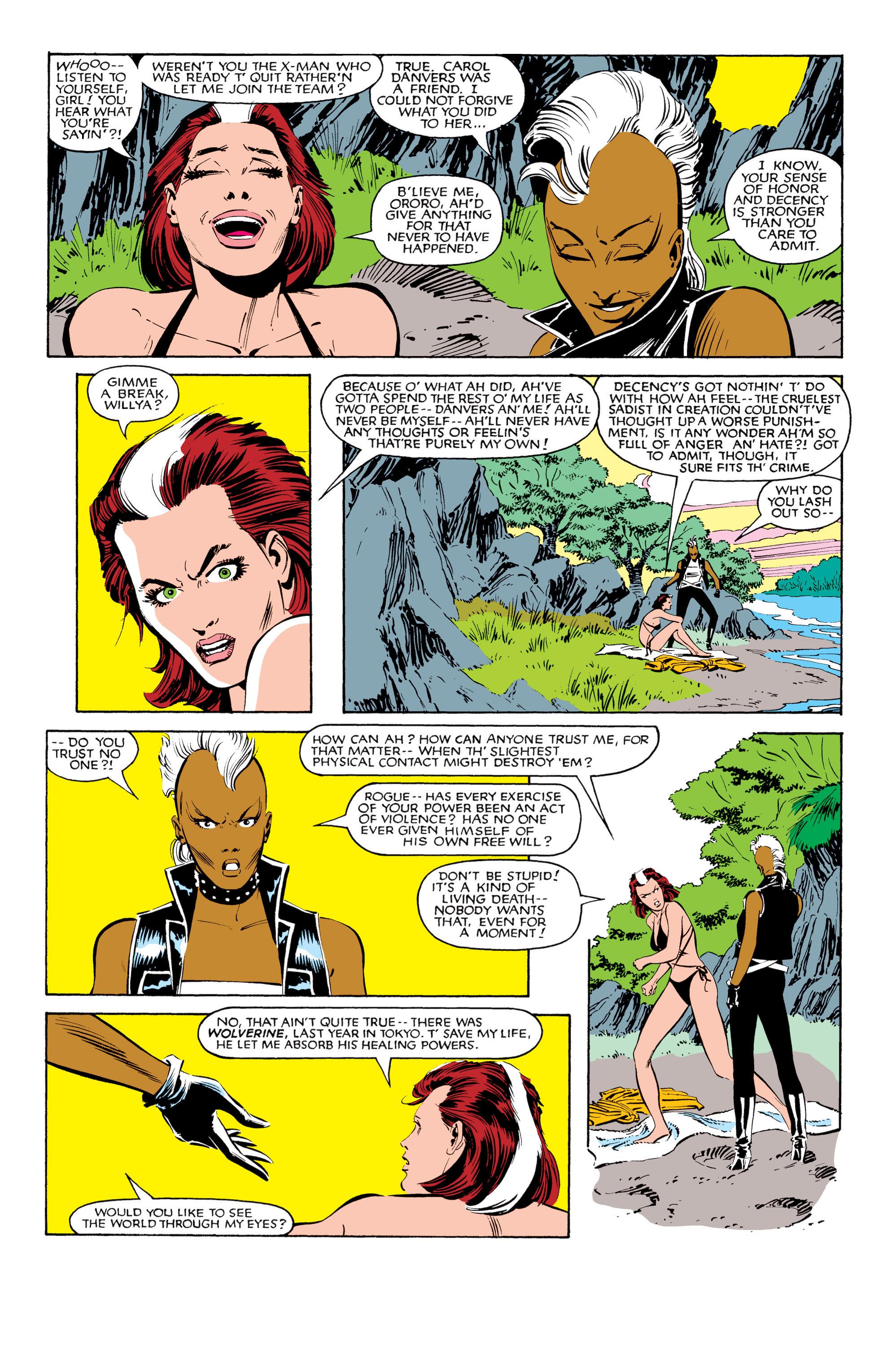 Read online Uncanny X-Men (1963) comic -  Issue #185 - 12