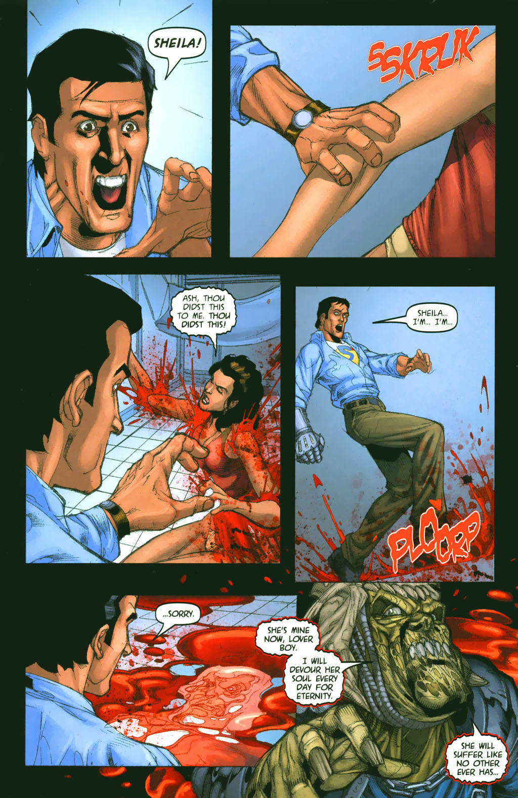Army of Darkness (2006) Issue #5 #1 - English 16
