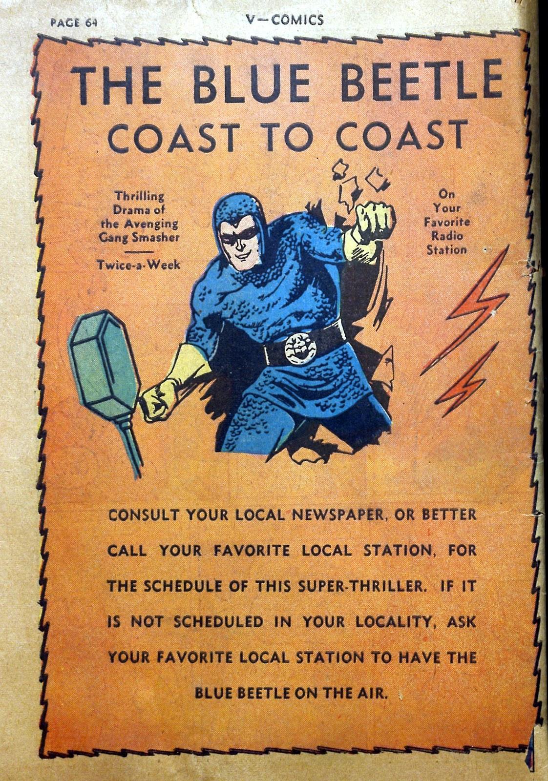 Read online V...- Comics comic -  Issue #2 - 65