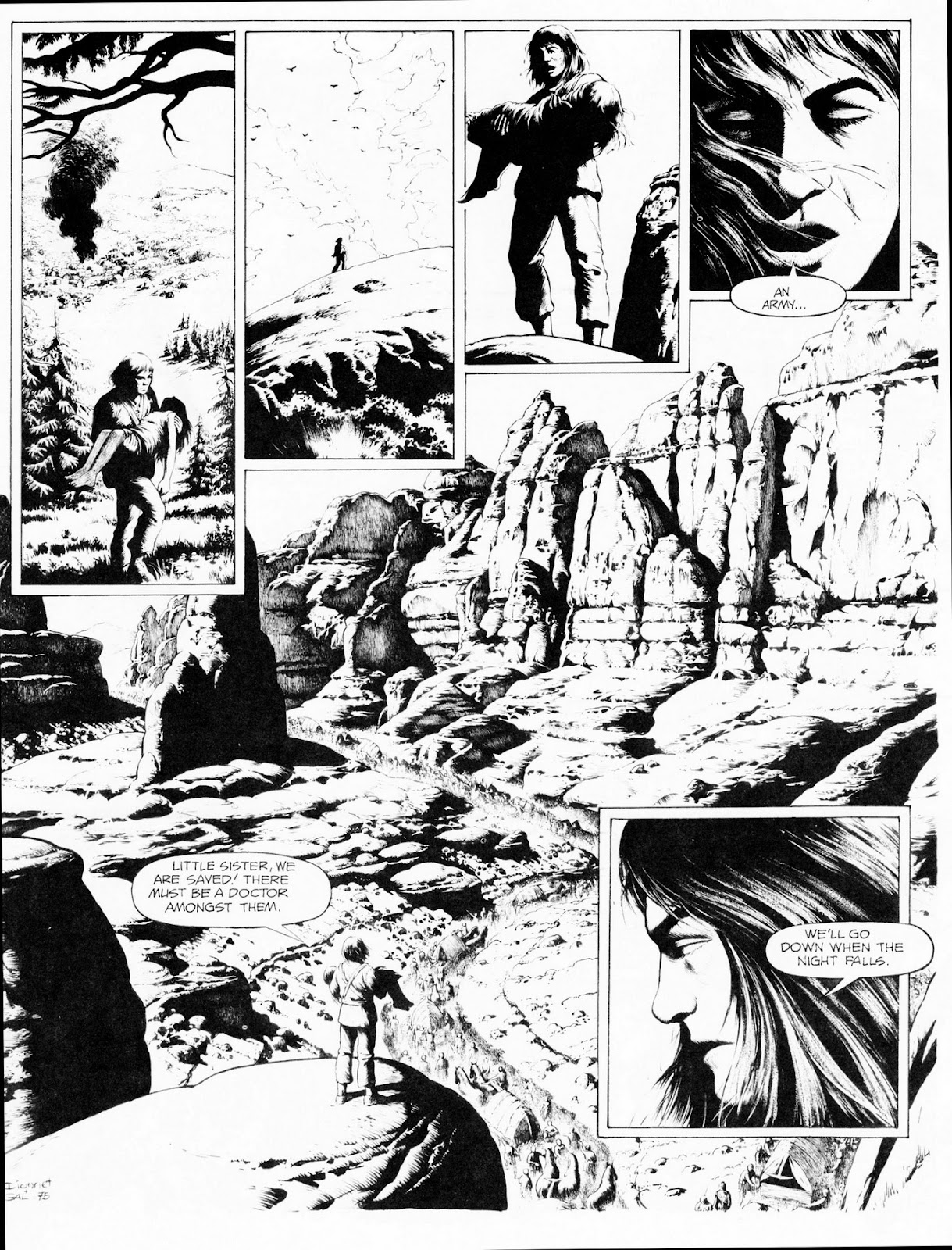 Conquering Armies issue TPB - Page 42