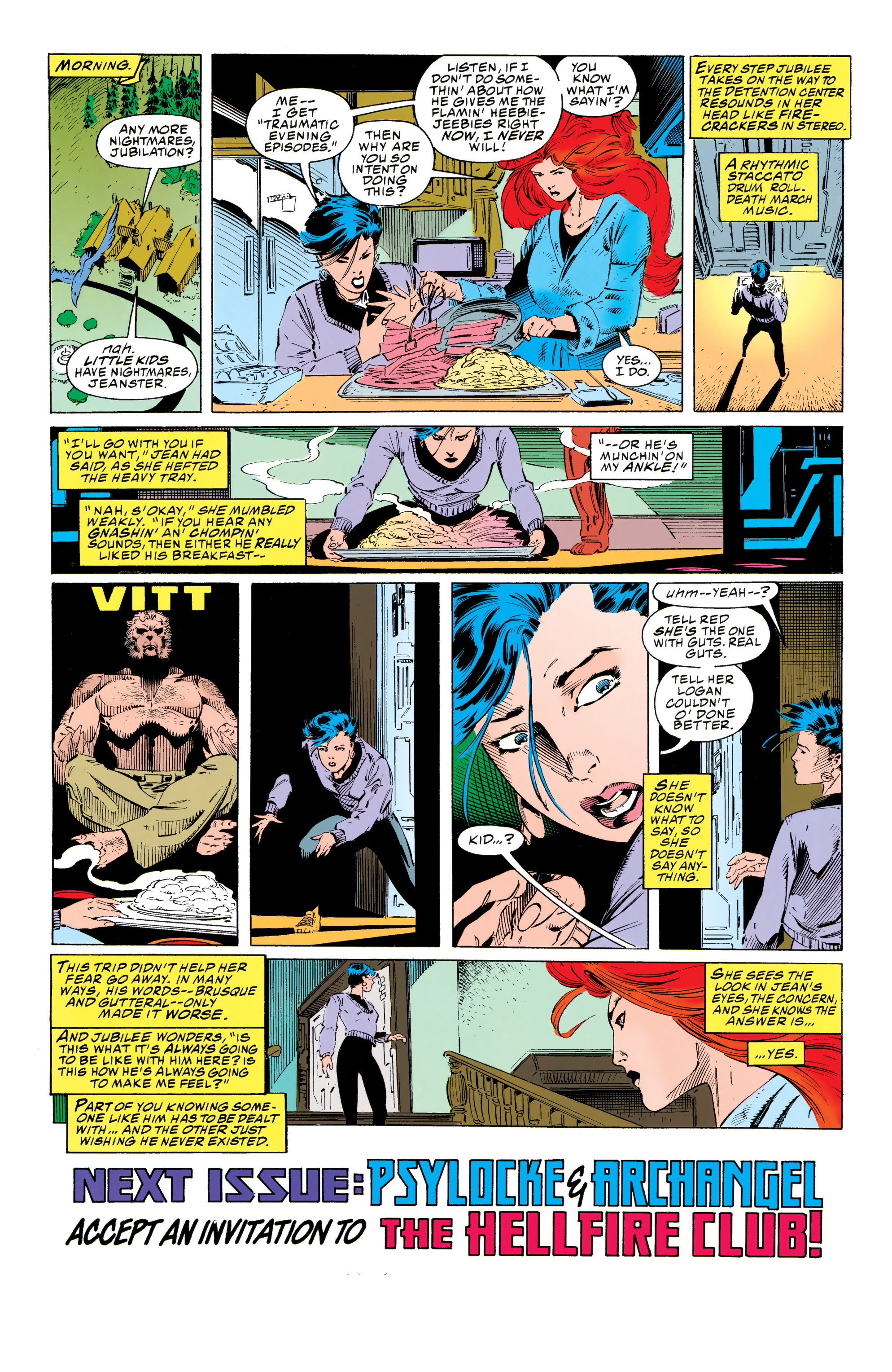 X-Men (1991) 28 Page 21